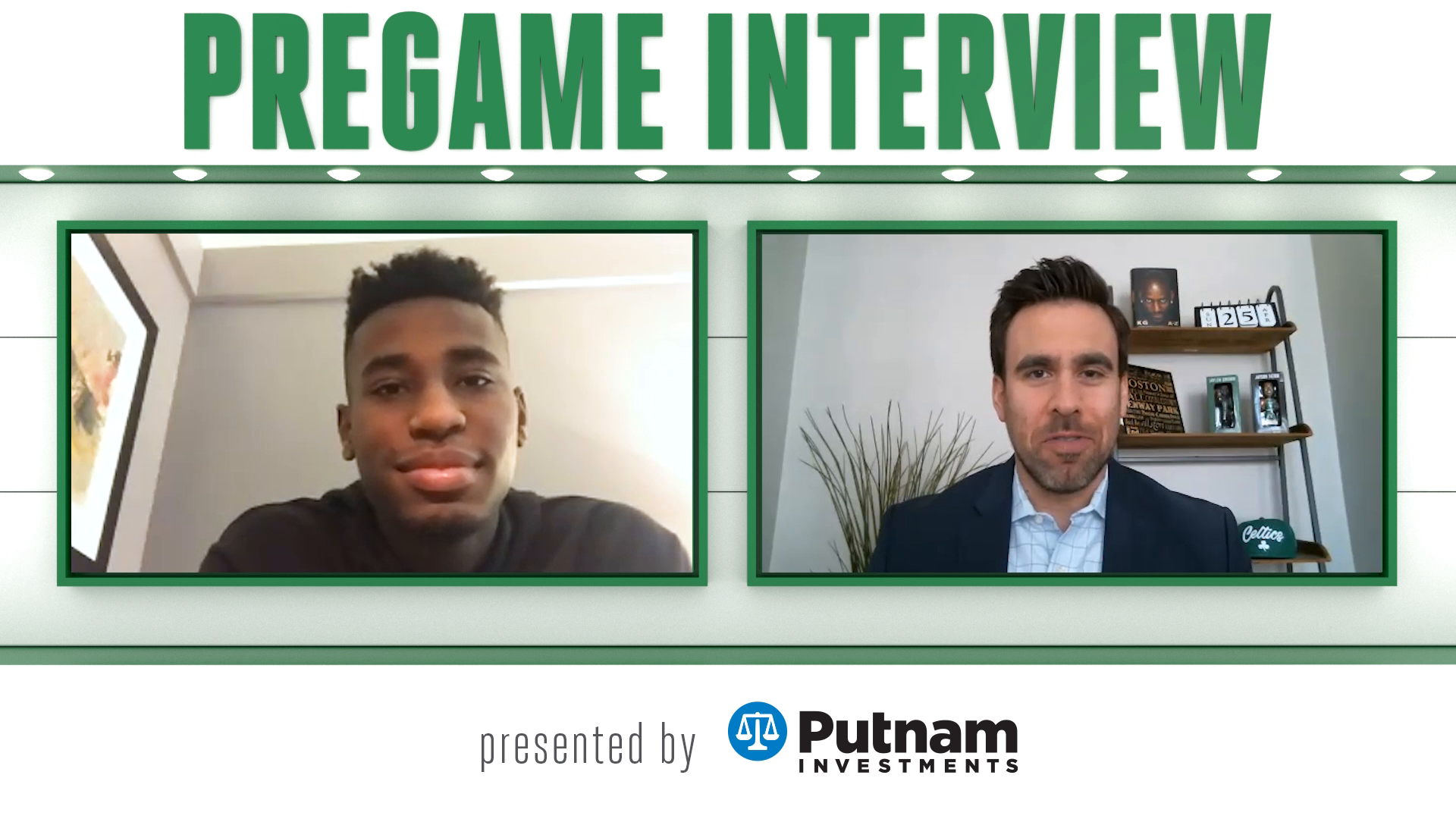 4/25 Putnam Pregame Interview: Homecoming for Nesmith