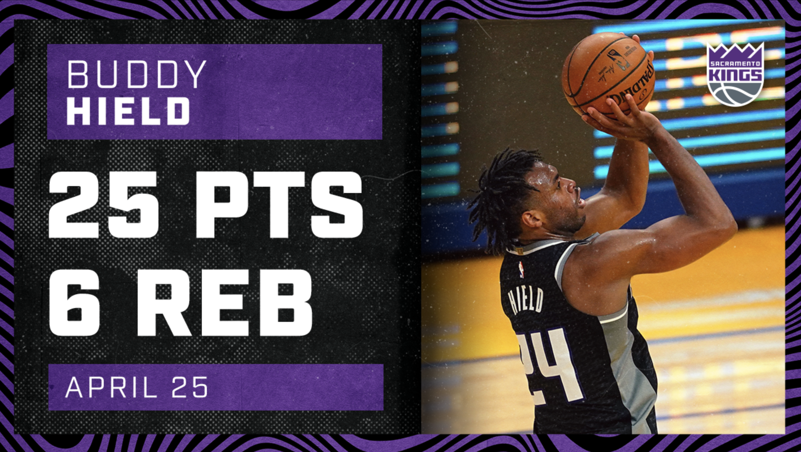 Buddy Balled Out in Bay Area Nail-Biter | Kings vs Warriors 4.25.21