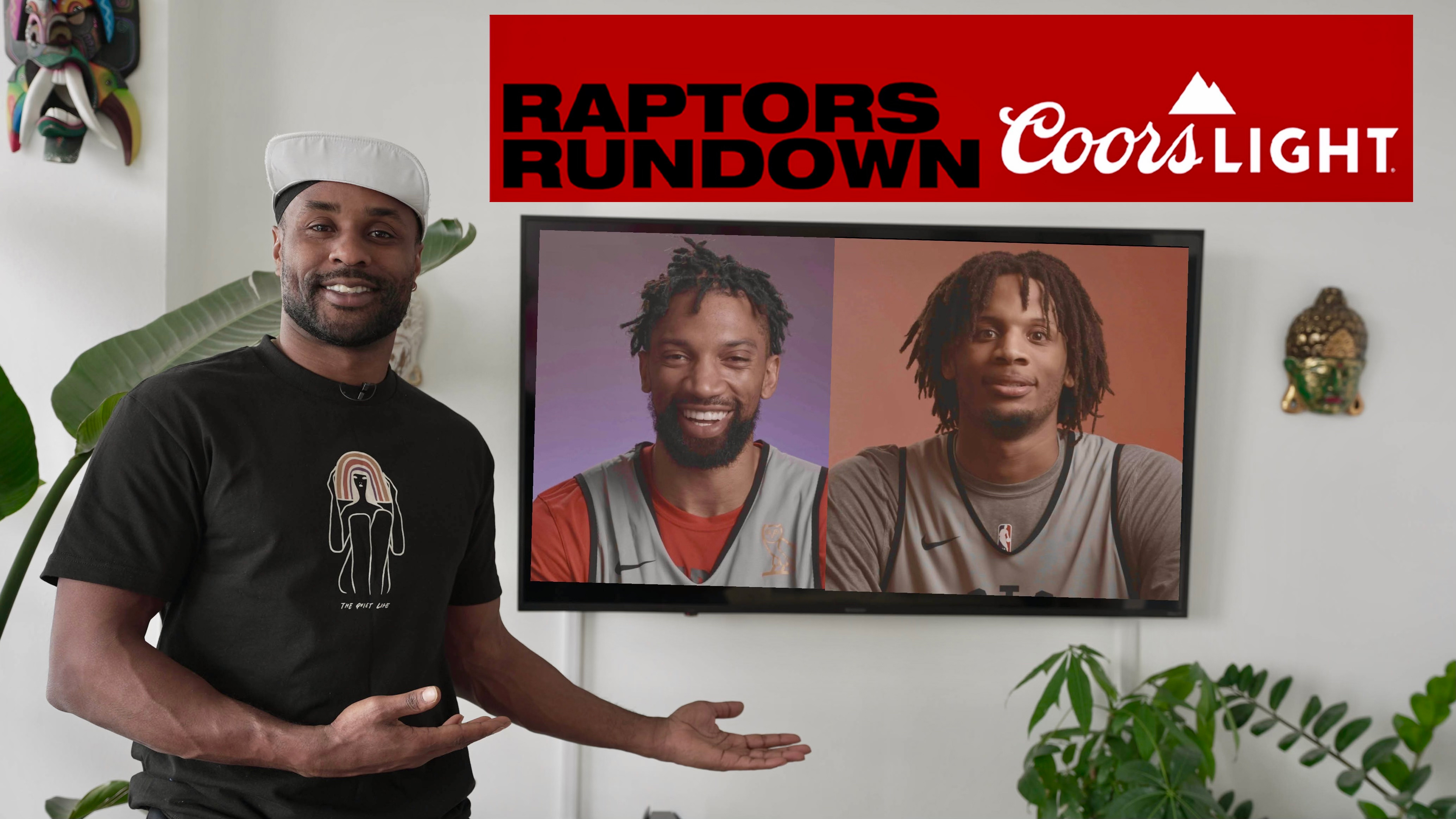 Nu-Freddie weighs in. Who has a better ride Kyle or Fred?  | Raptors Rundown pres. by Coors Light