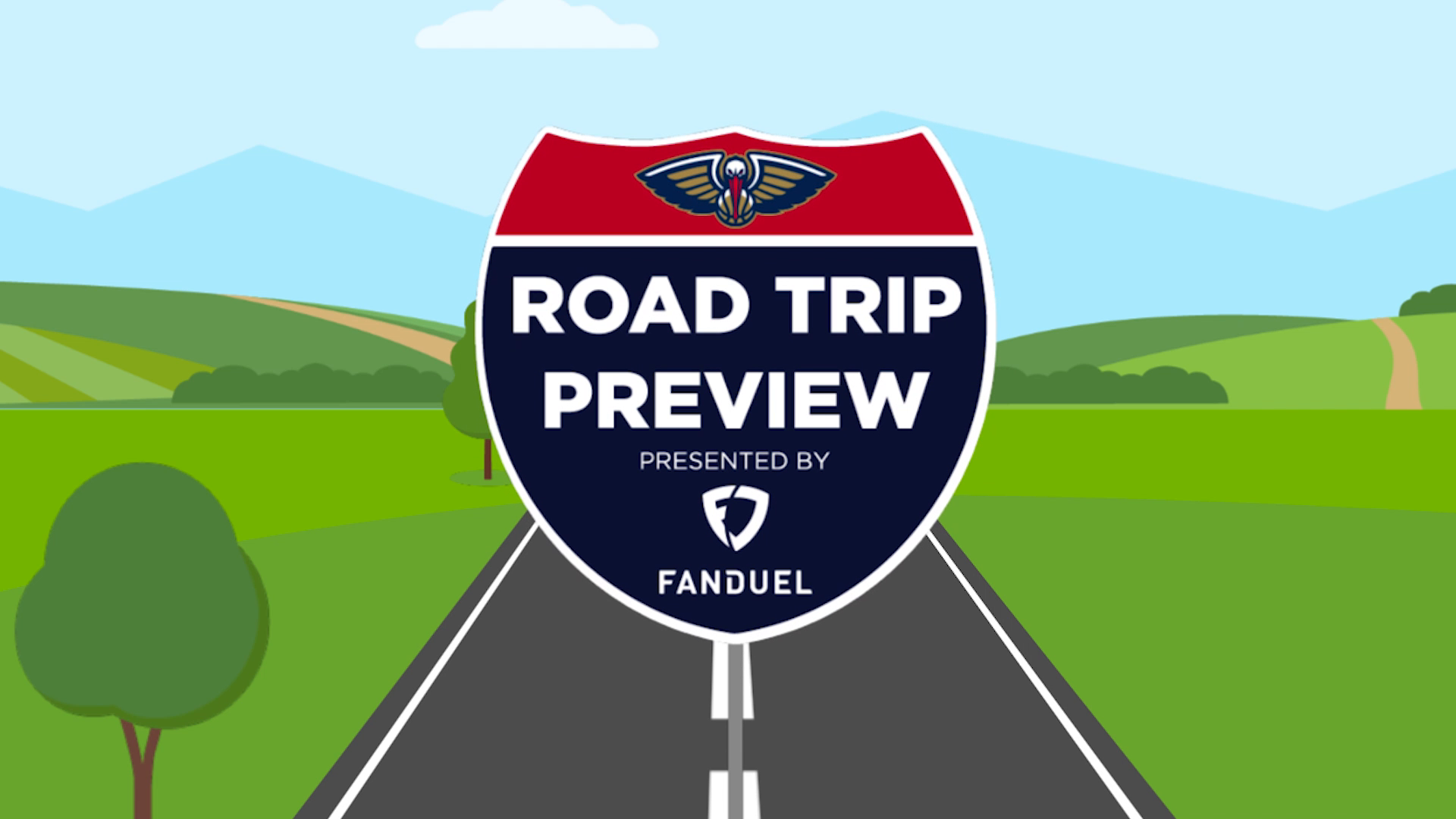 Pelicans Road Trip Preview presented by Fan Duel   Oklahoma City