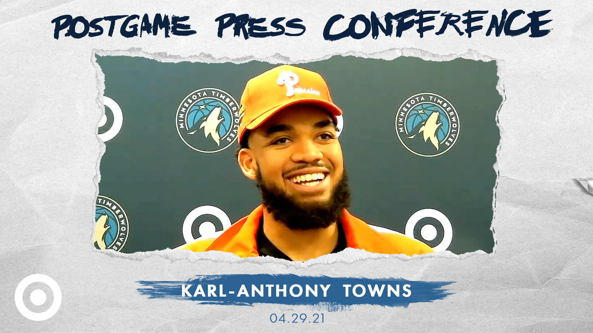 Karl-Anthony Towns Postgame Press Conference - April 29, 2021