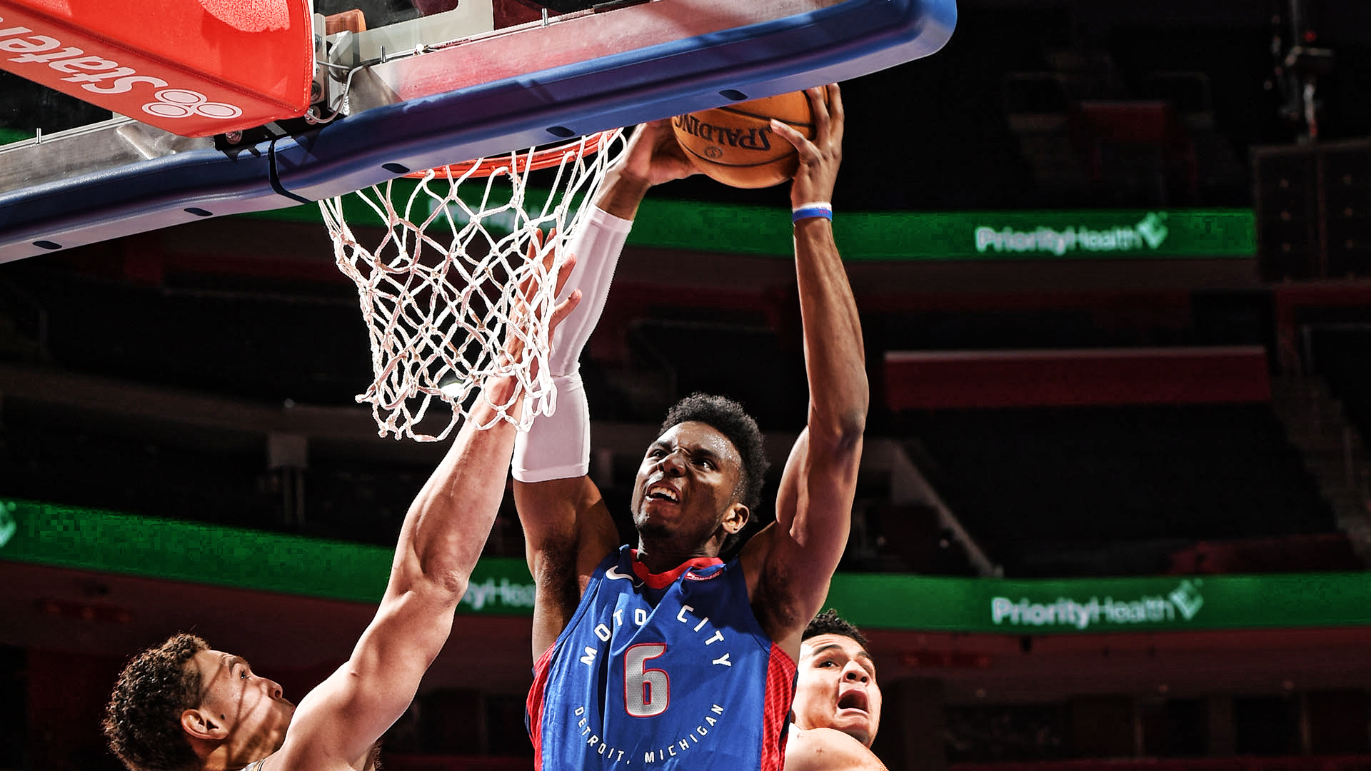Dunk of the Week, presented by Draft Kings: Hamidou Diallo