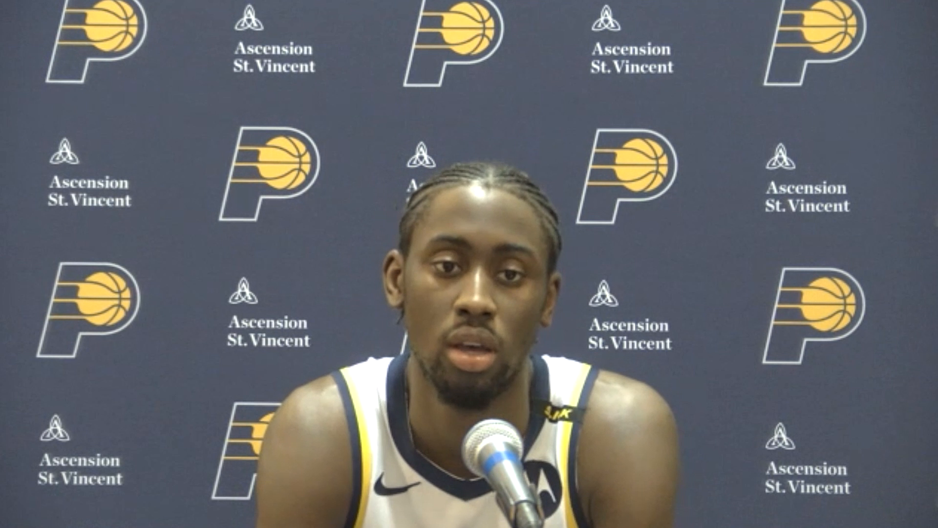 Postgame: Pacers Locker Room – May 3, 2021