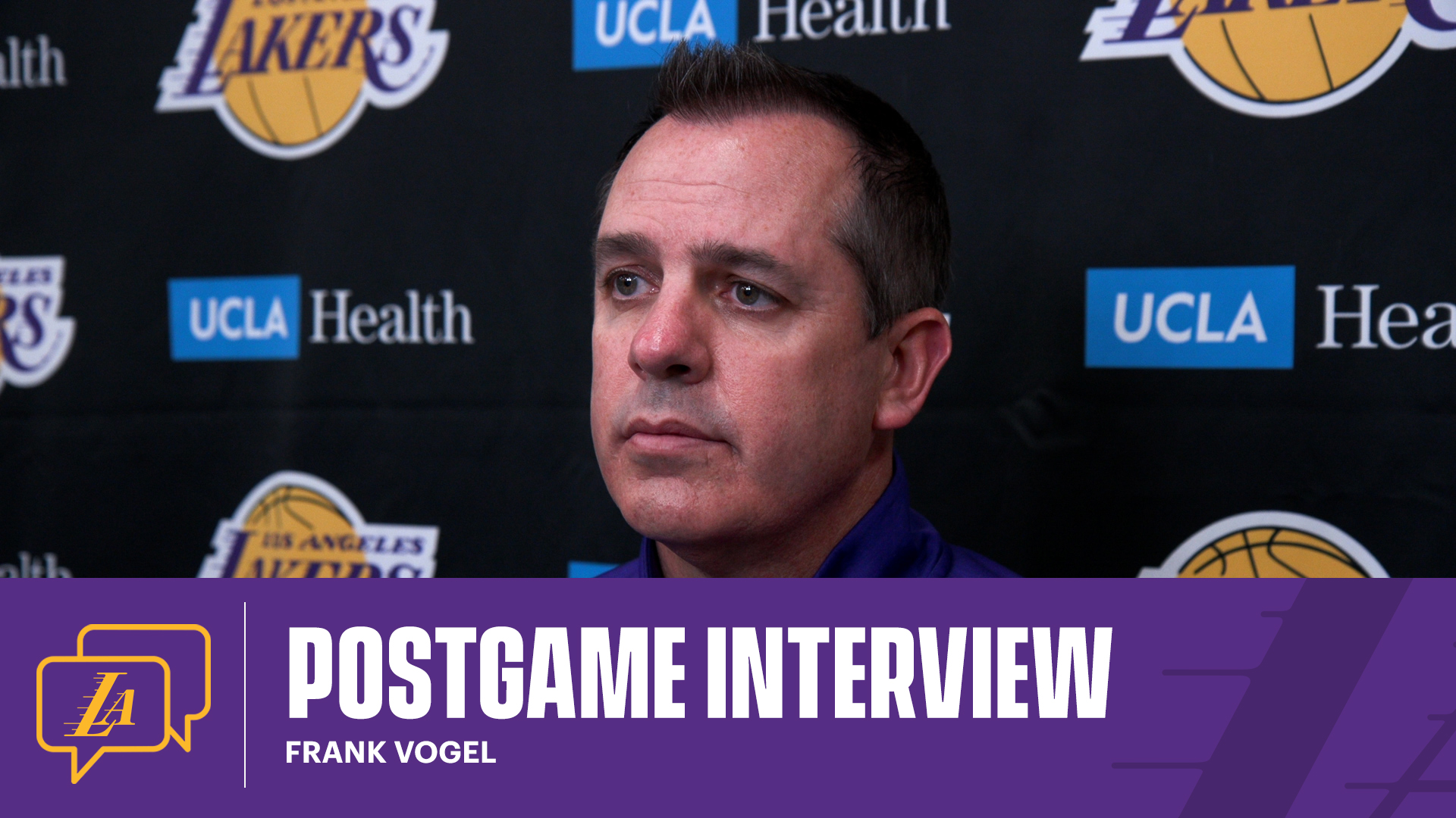 Lakers Postgame: Frank Vogel (5/3/21)