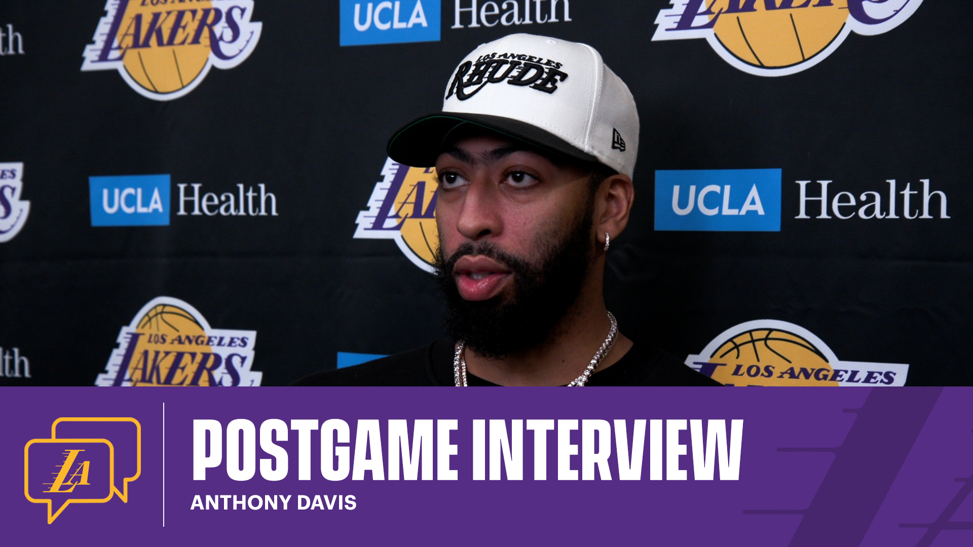 Lakers Postgame: Anthony Davis (5/3/21)
