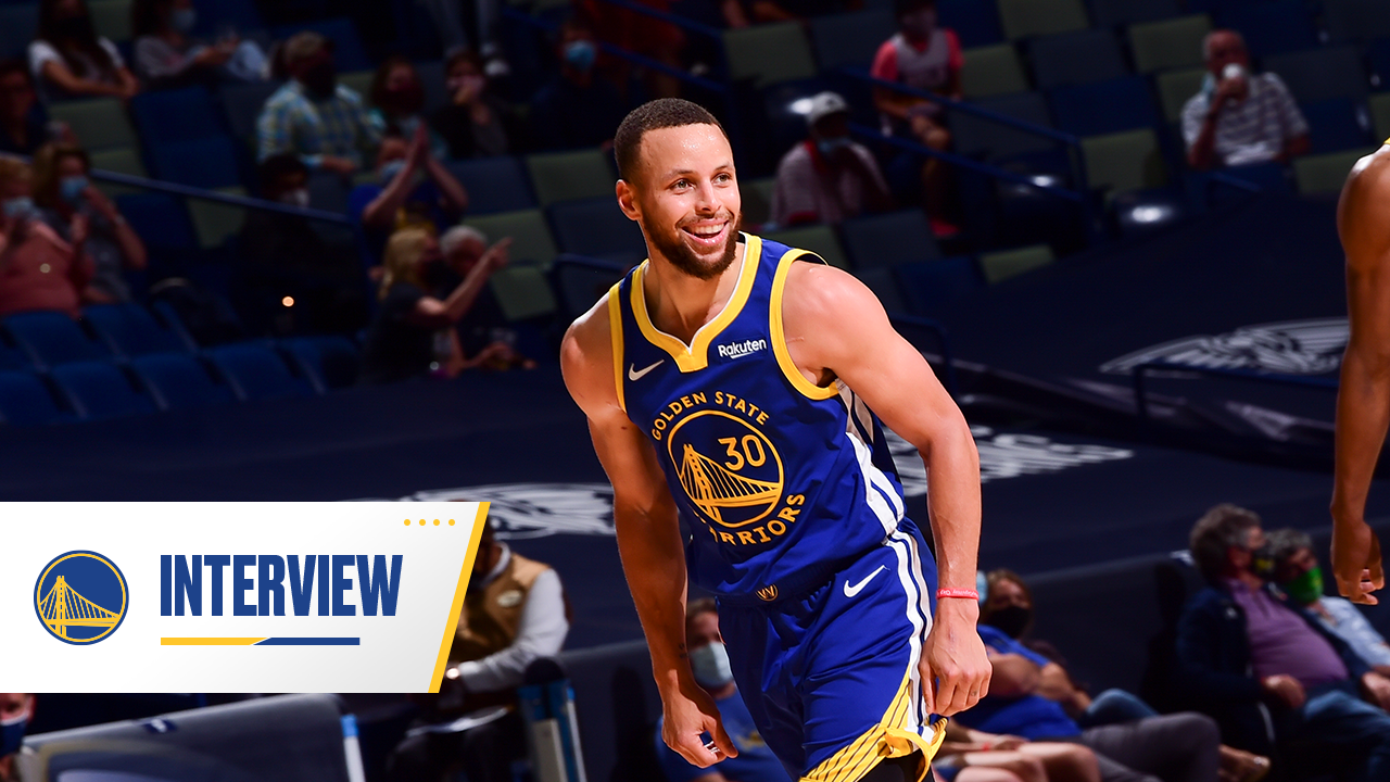 Postgame Warriors Talk: Stephen Curry - 5/4/21