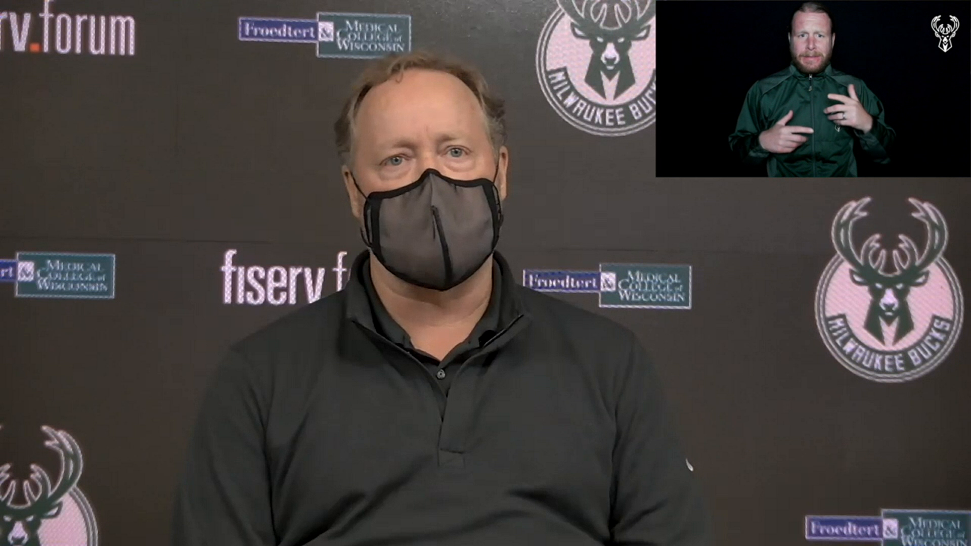 Coach Budenholzer ASL Press Conference | 5.4.21