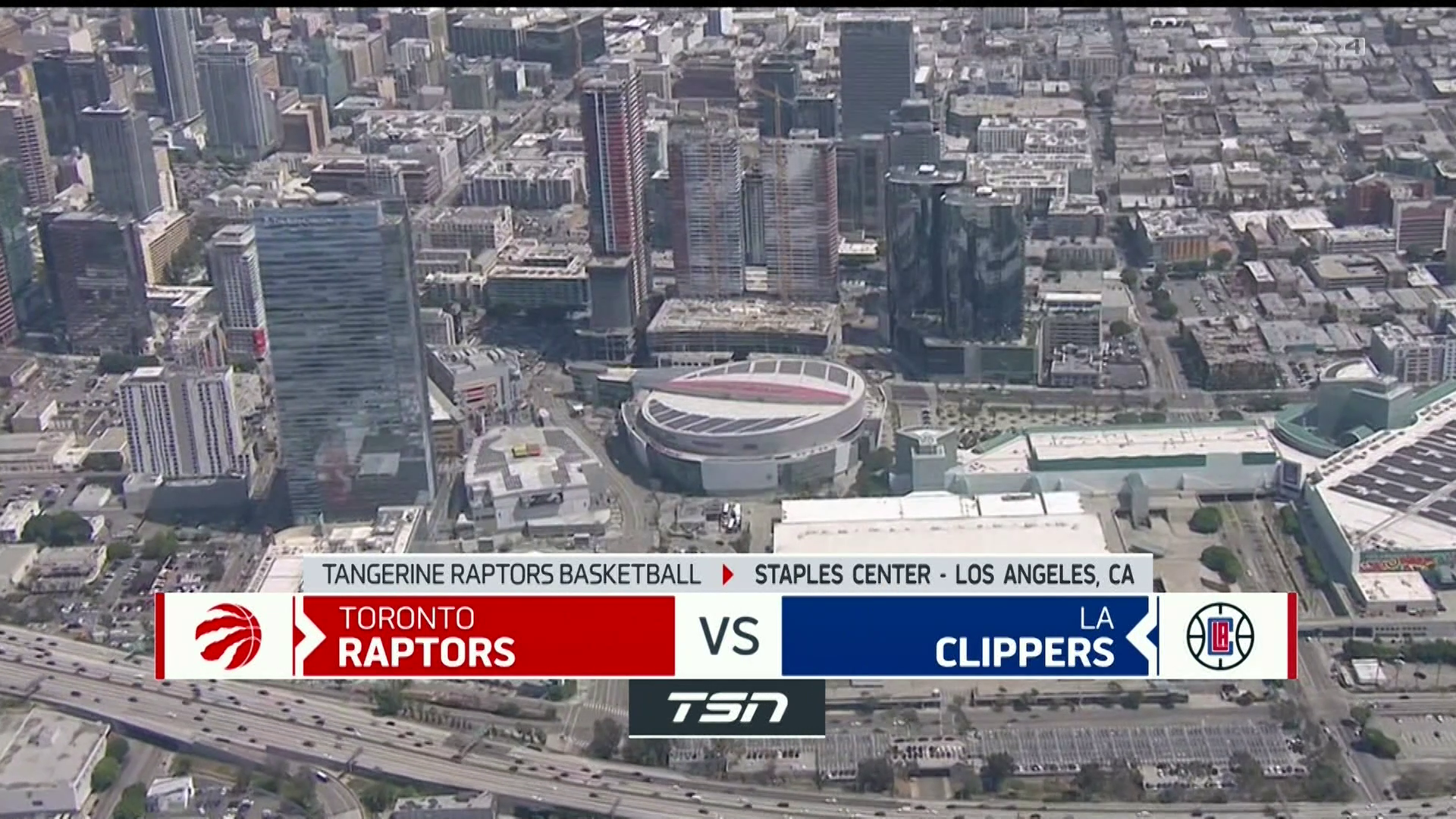 Tangerine Raptors Highlights: Raptors at Clippers- May 4, 2021