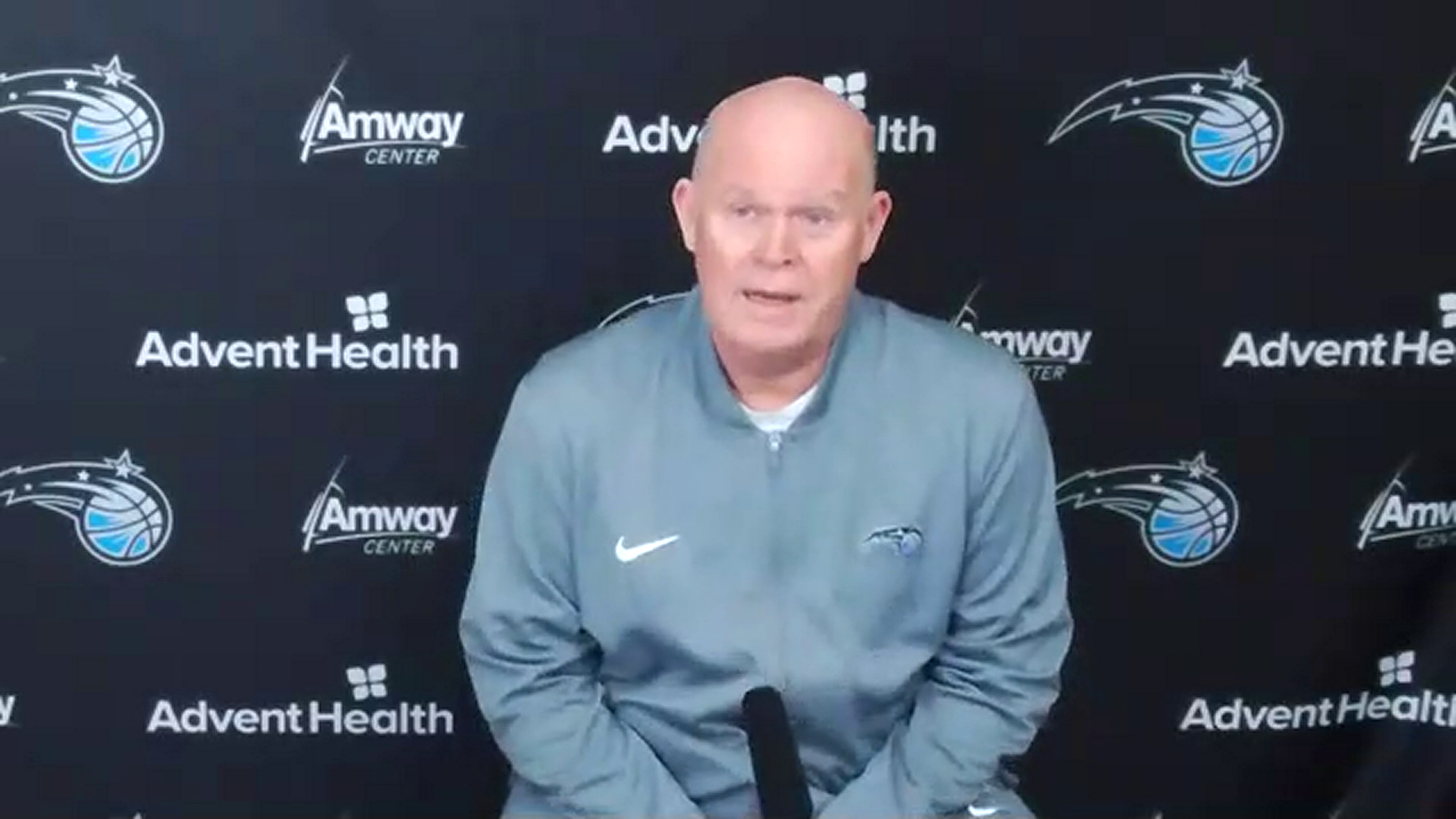 Steve Clifford on Clearing Protocols and Returning to Action