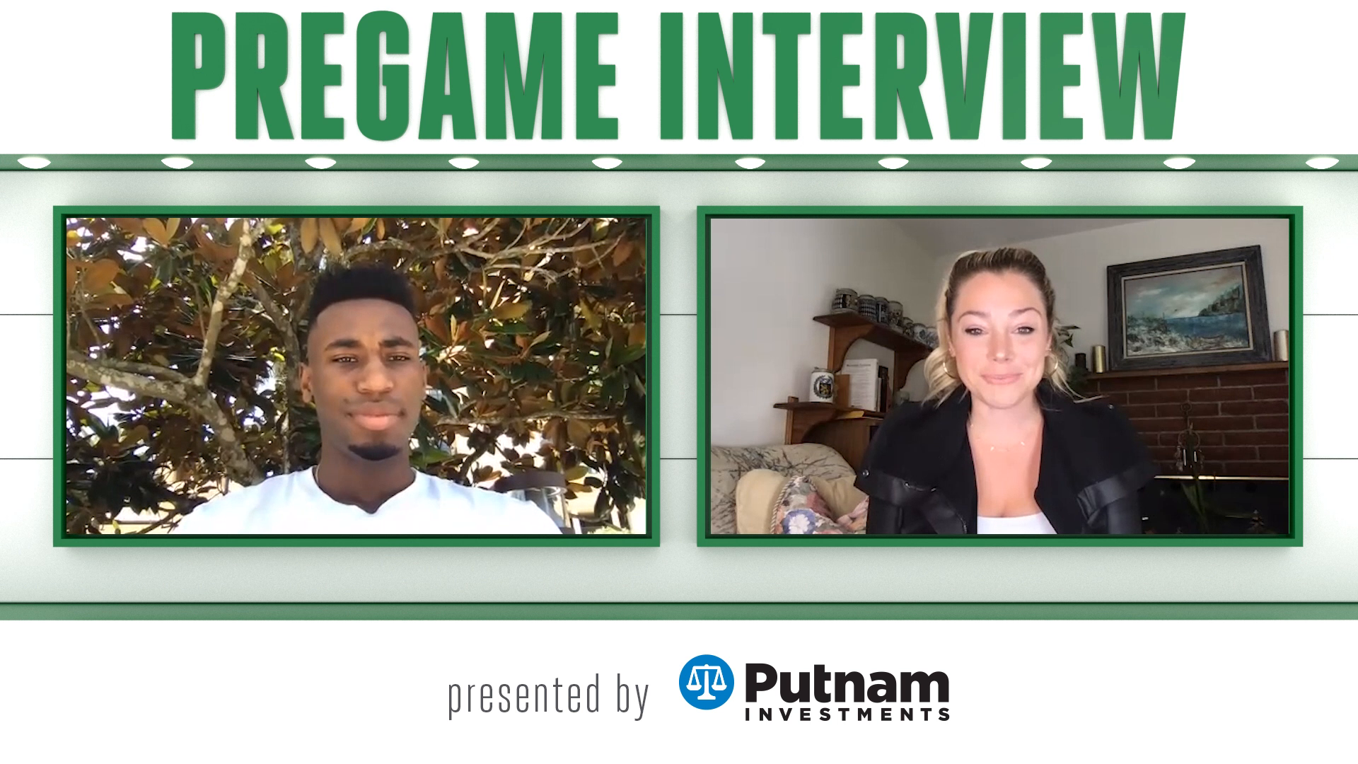 5/5 Putnam Pregame Interview: 'Make Winning Plays'