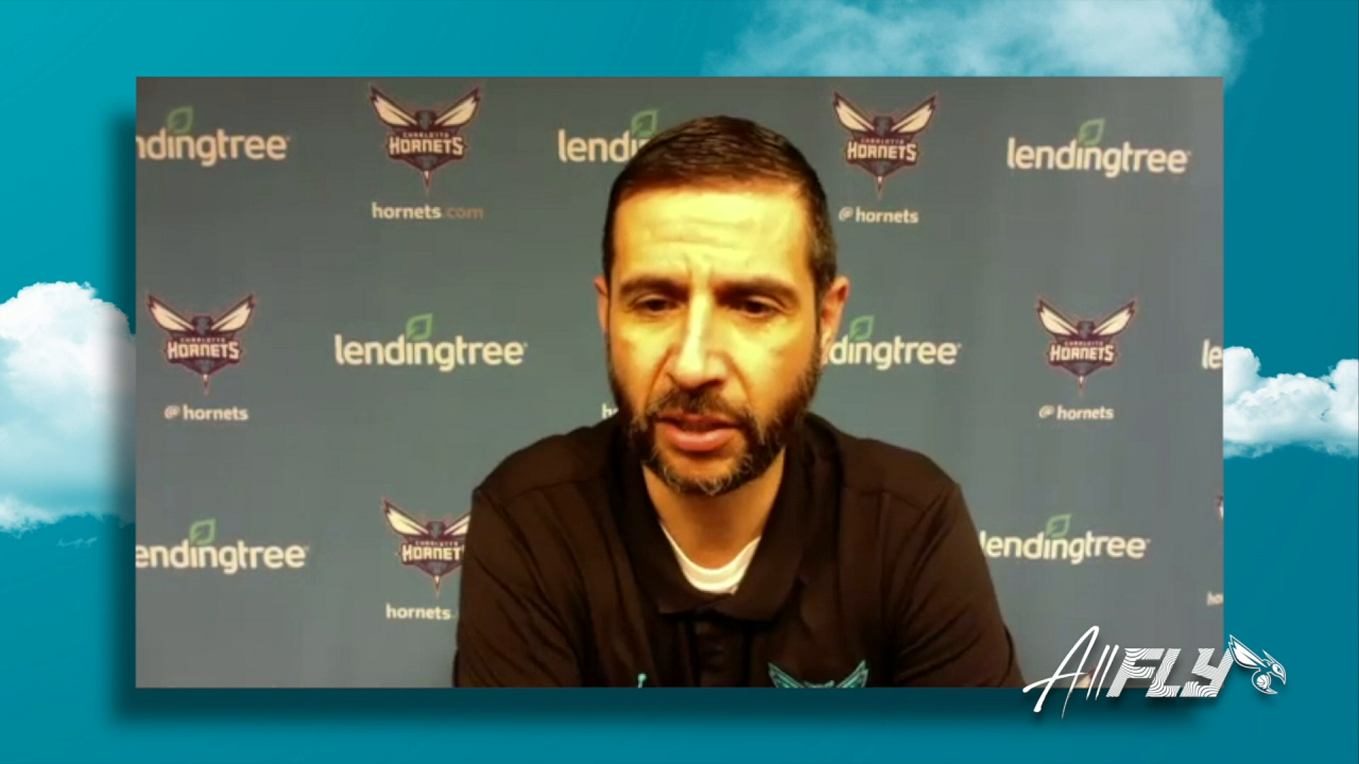 Hornets Practice | James Borrego - 5/5/21