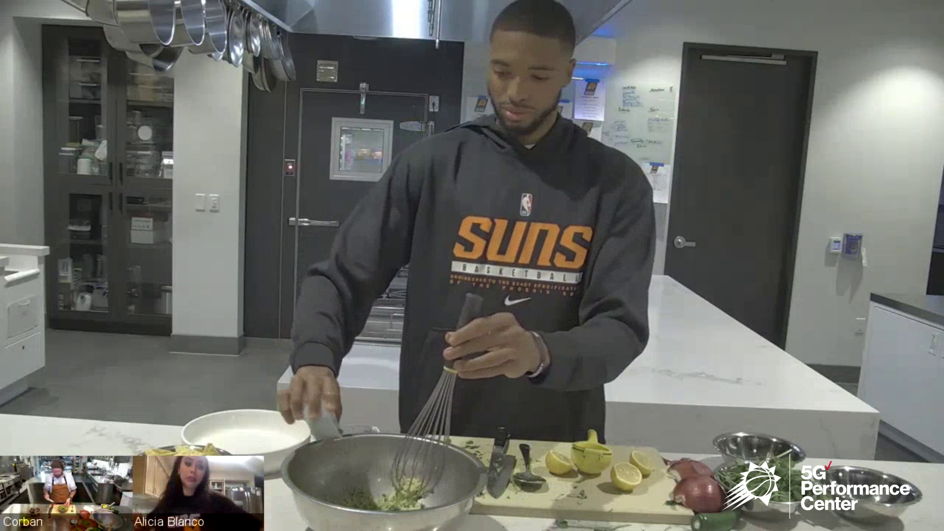 Verizon | Mikal Bridges - Chipotle Guacamole