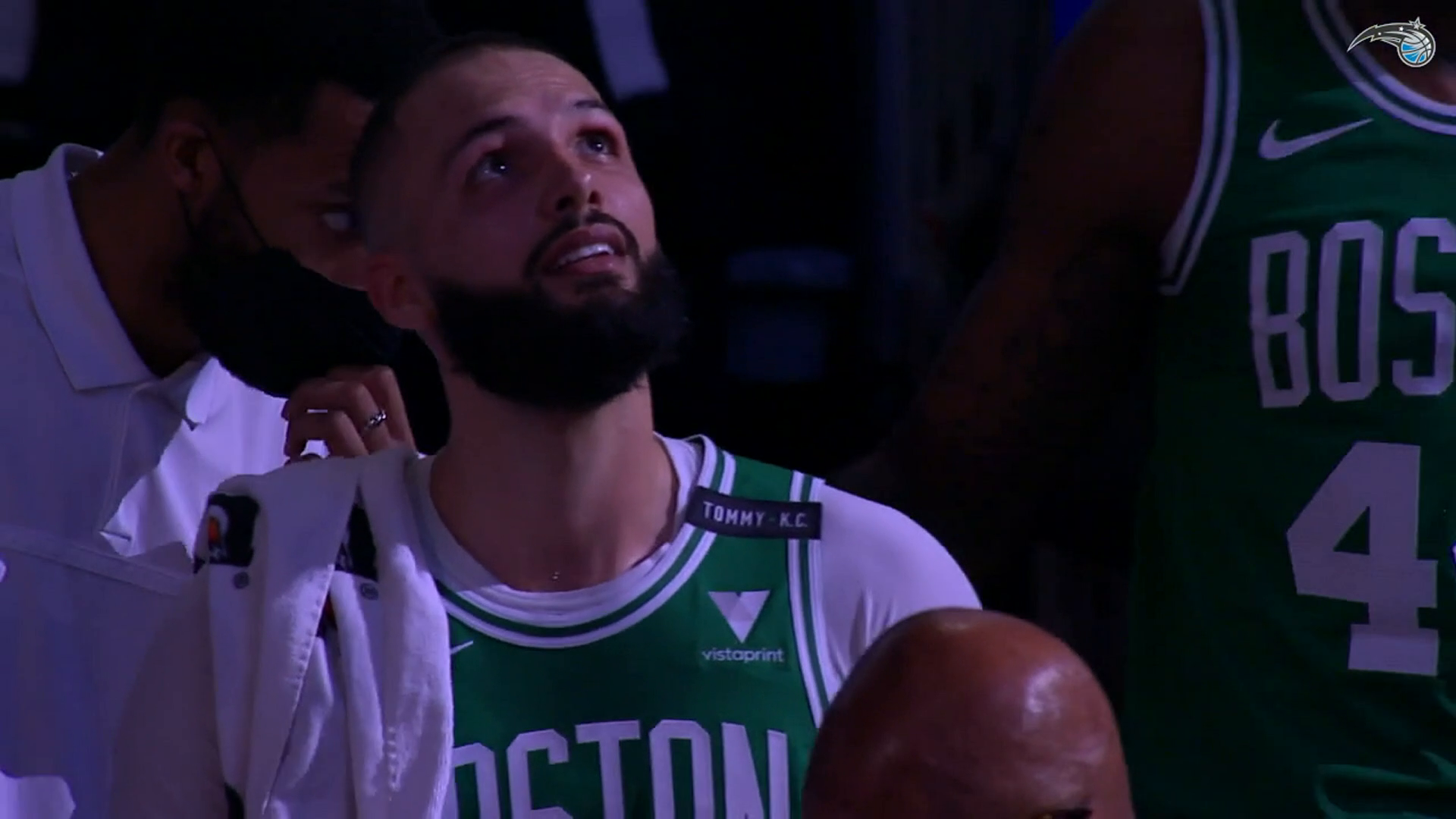 Evan Fournier's Tribute Video and Reaction