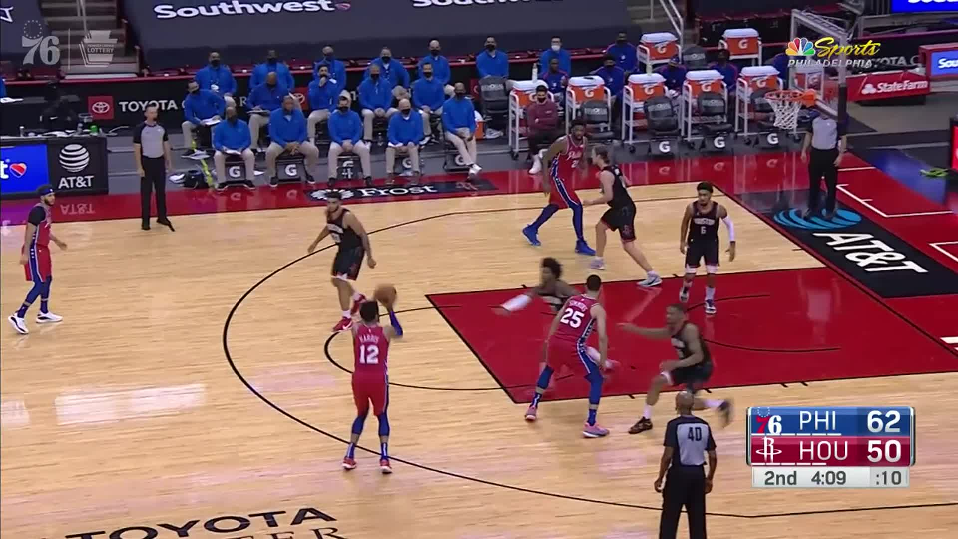 Highlights | 76ers @ Rockets (05.05.21)