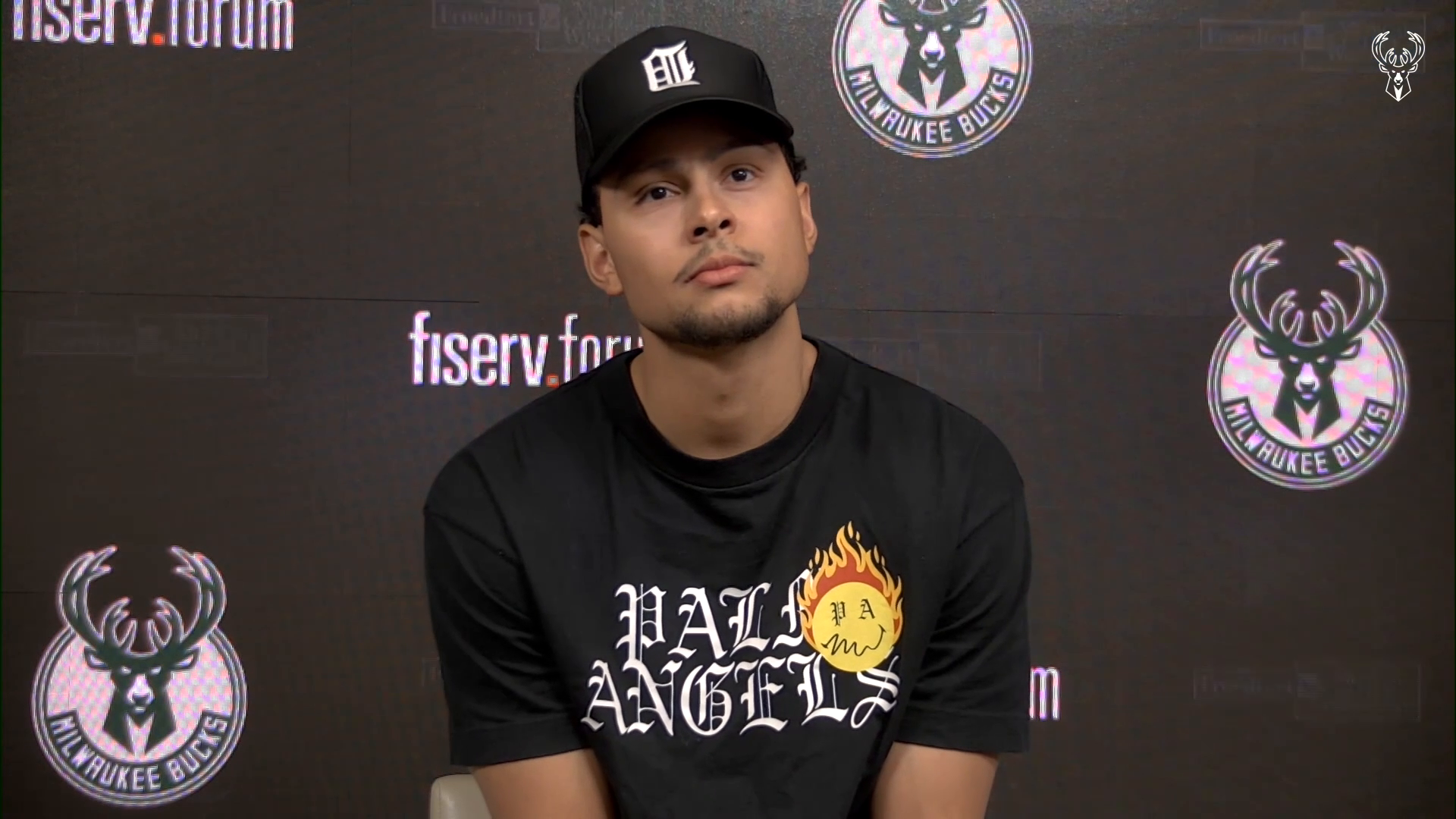 Bryn Forbes Press Conference | 5.5.21