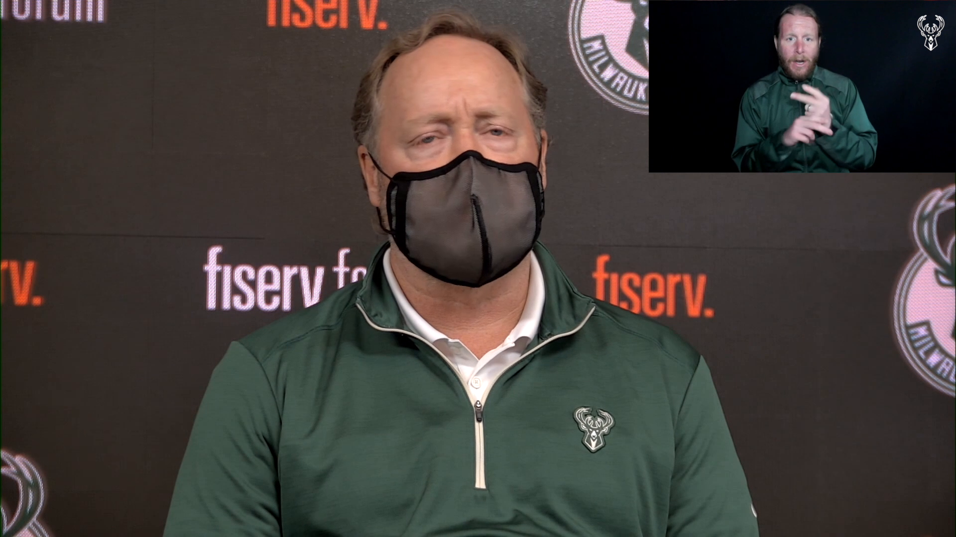 Coach Budenholzer ASL Press Conference | 5.5.21