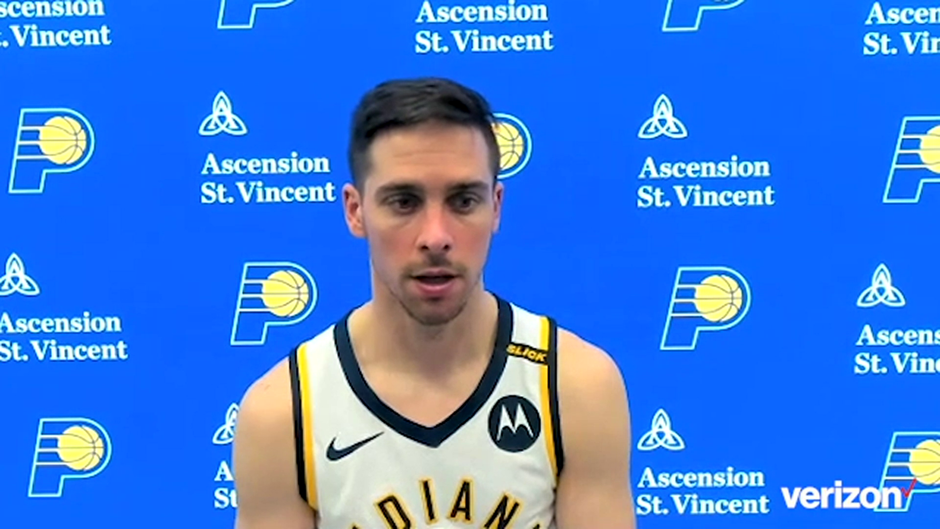 Postgame: Pacers Locker Room – May 6, 2021