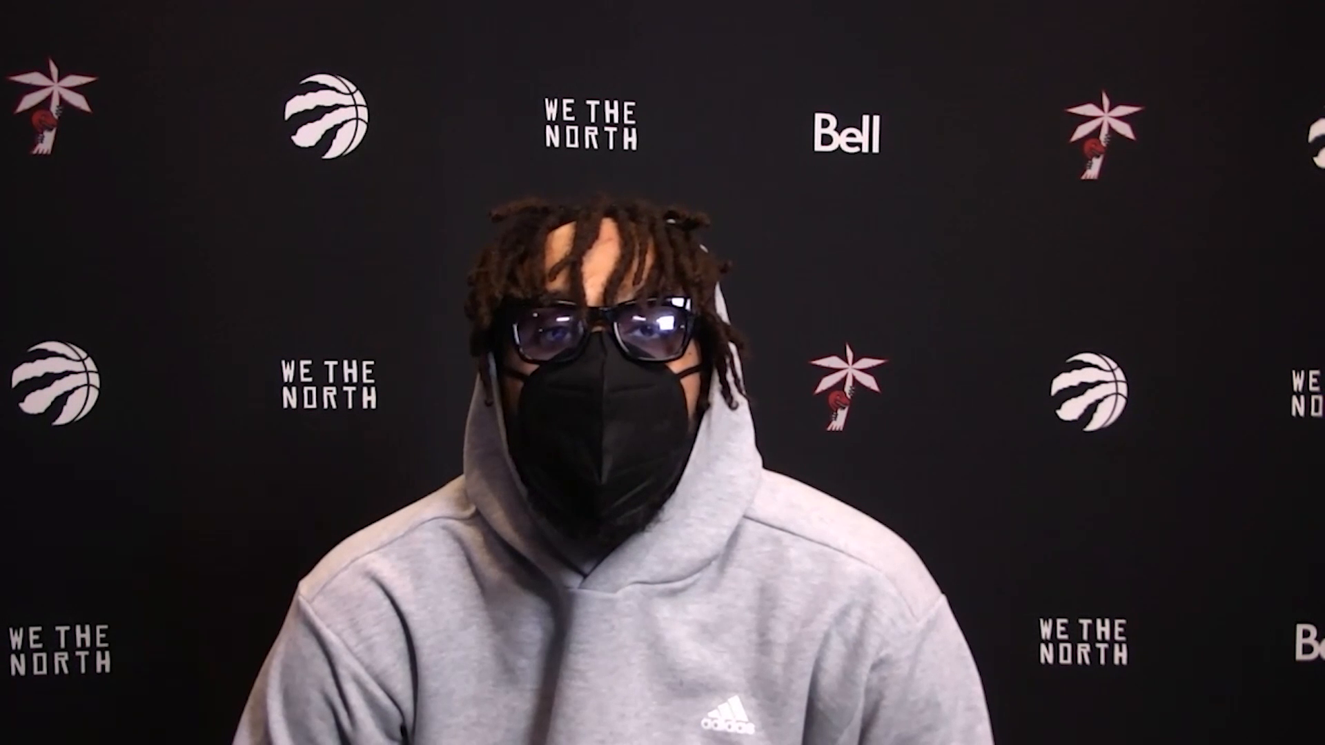 Raptors Post Game: Gary Trent Jr - May 6, 2021