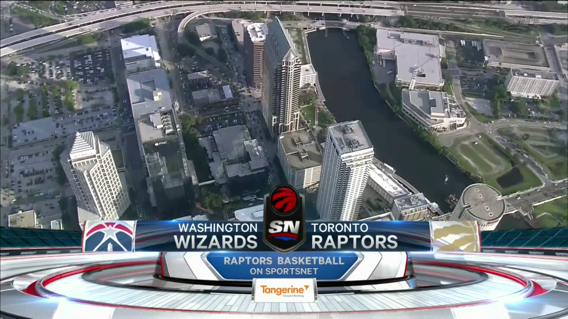 Tangerine Game Highlights: Wizards at Raptors - May 06,2021