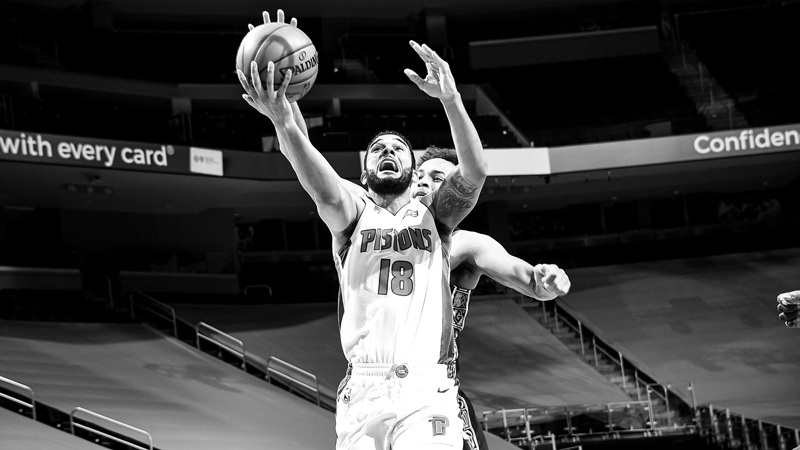 Pistons Hits, presented by Draft Kings: Cory Joseph