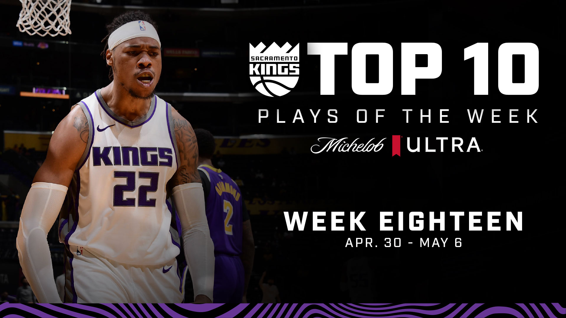 Kings Top 10 Plays of the Week | Week 18