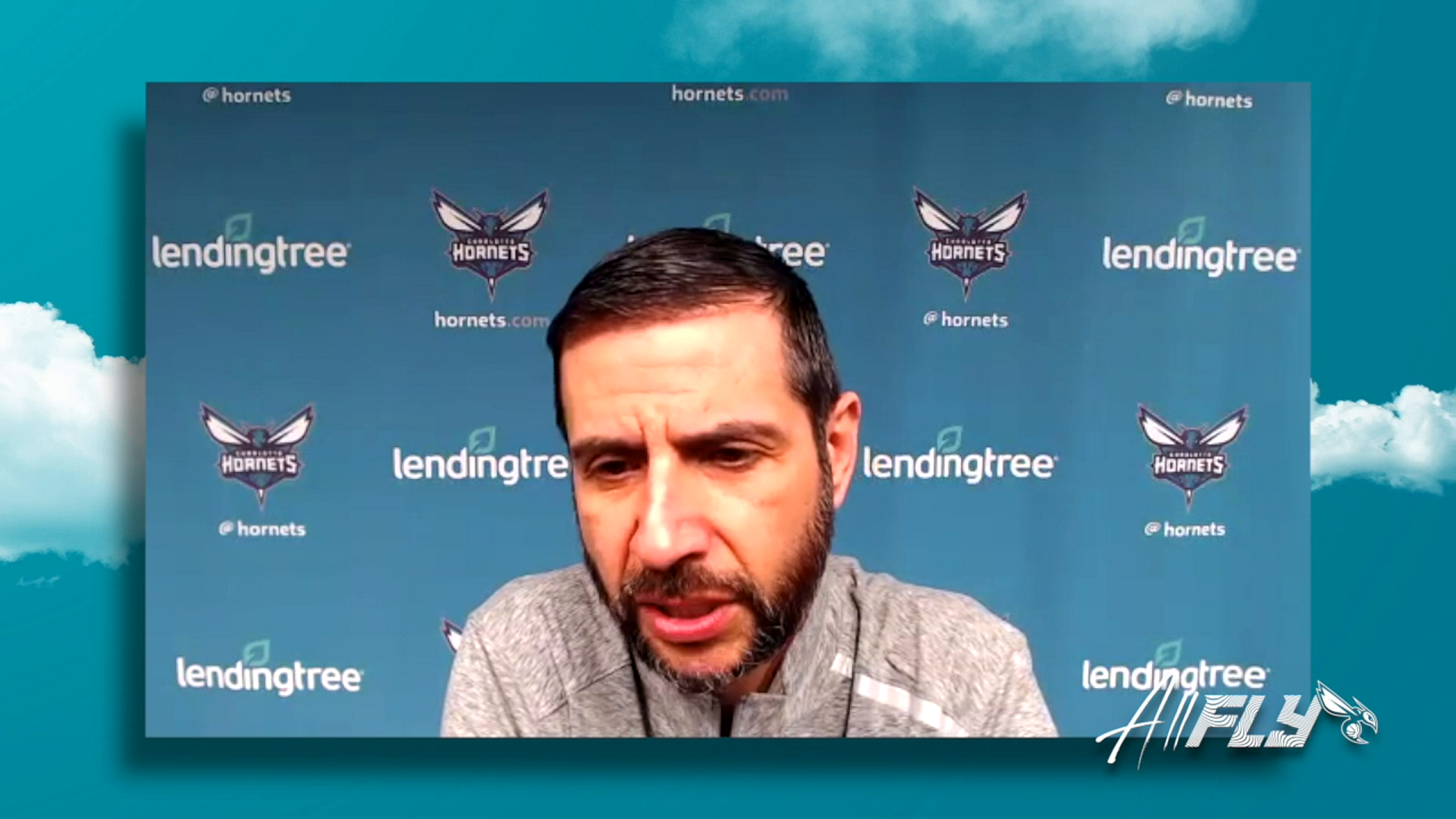 Hornets Pregame | James Borrego - 5/7/21