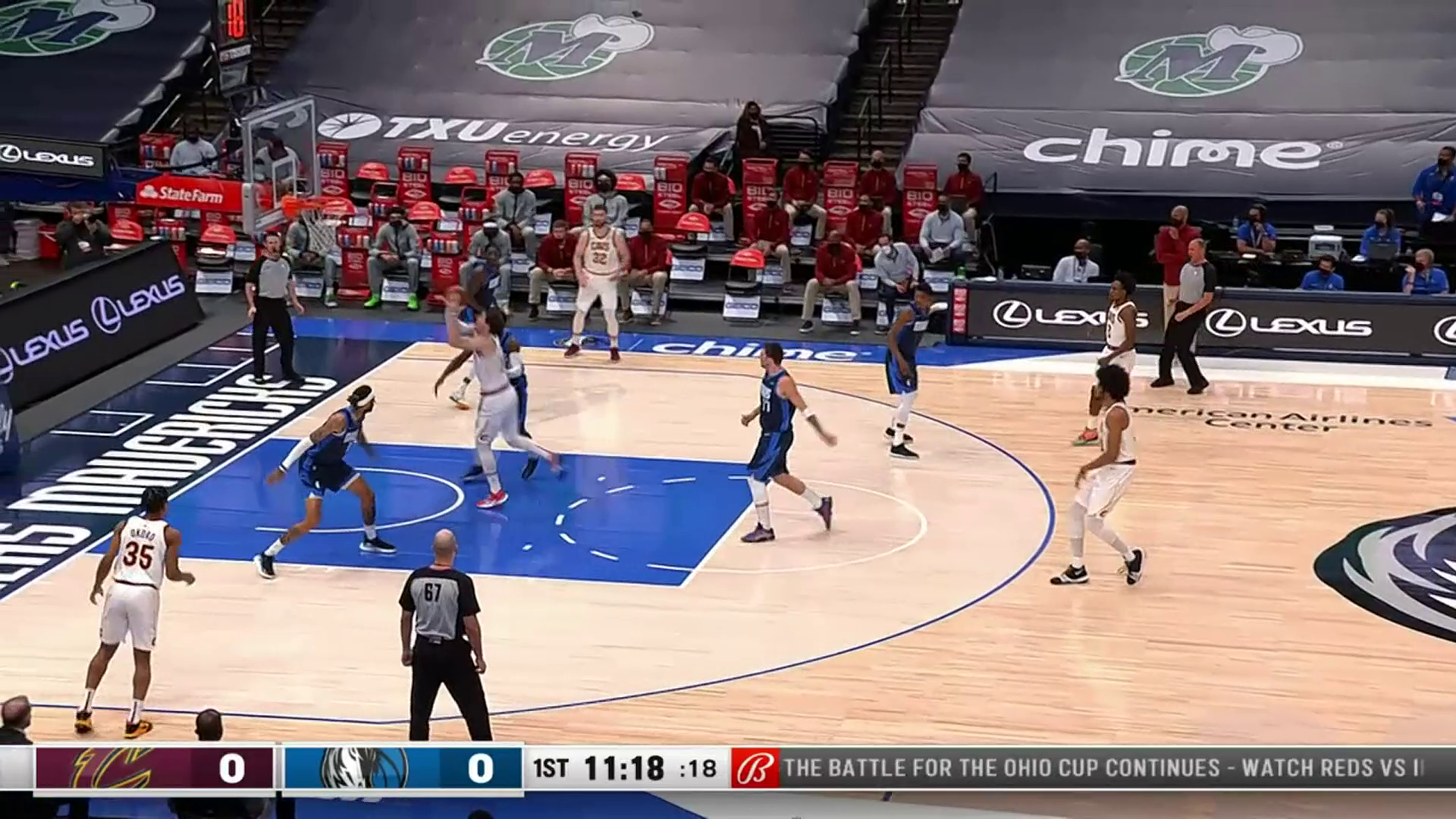 Cedi's Spinning Lay-Up