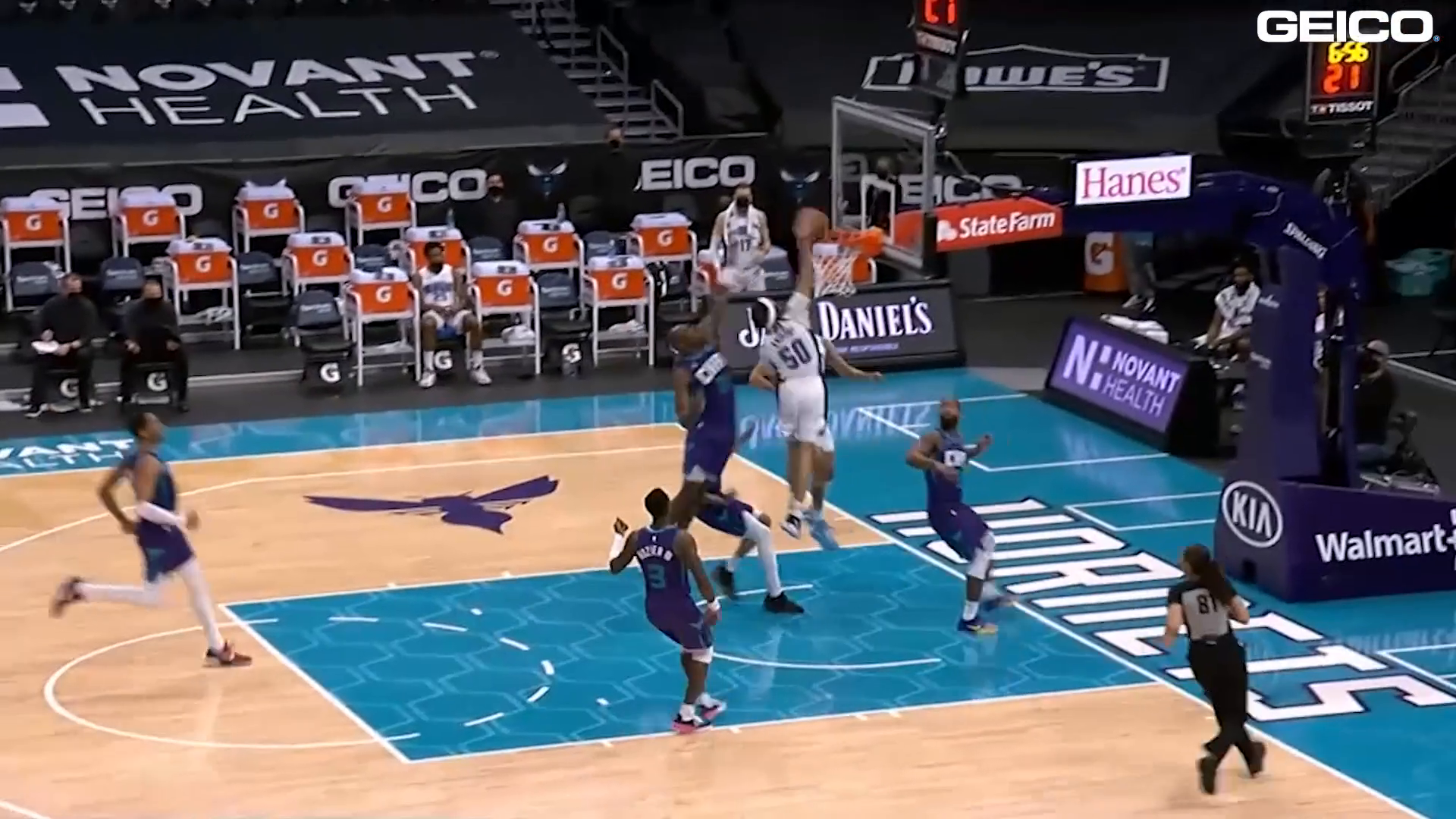 Game Highlights: Magic at Hornets