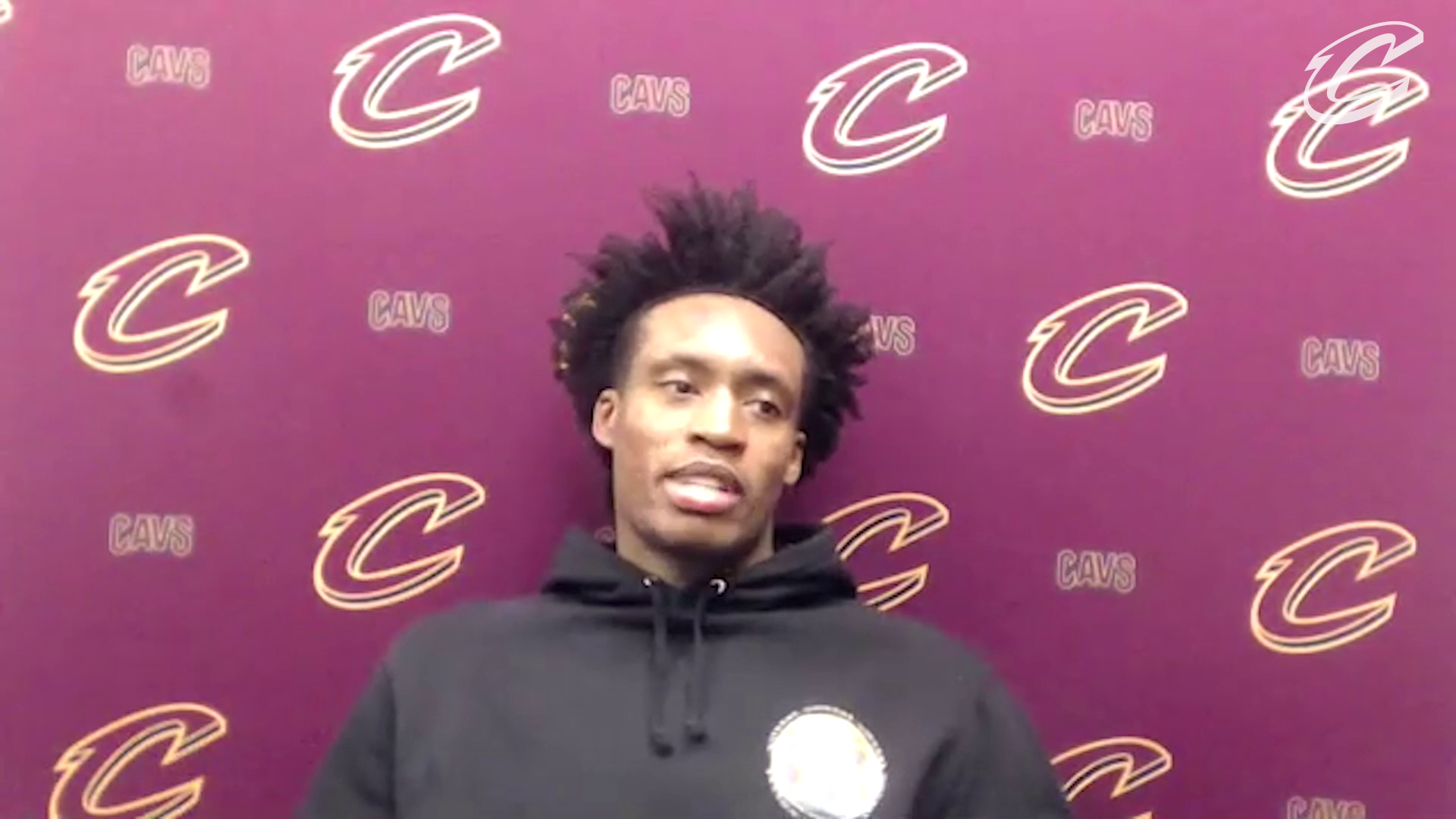 Cavs at Mavericks Postgame: Collin Sexton