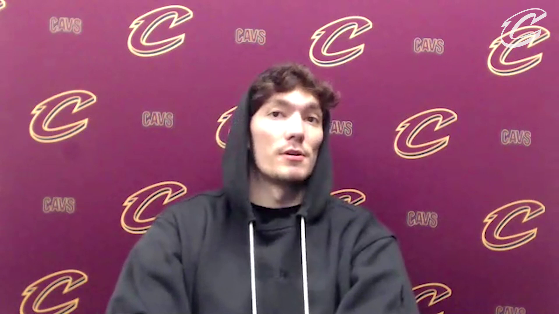 Cavs at Mavericks Postgame: Cedi Osman
