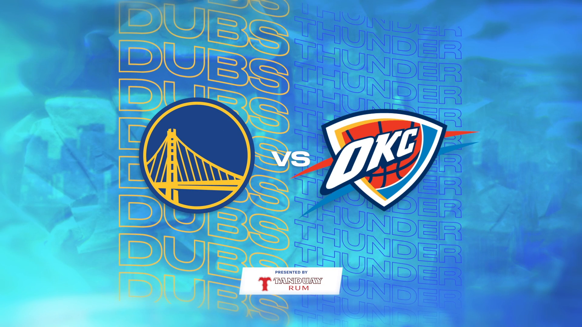 Tonight: Warriors vs. Thunder