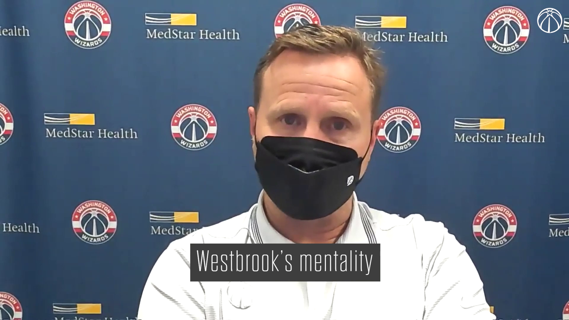 Scott Brooks Postgame Media Availability - 5/8/21