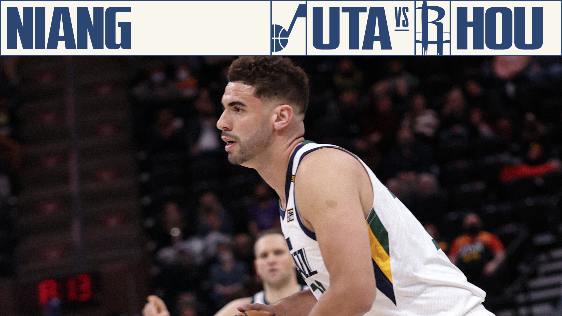 Highlights: Georges Niang—24 points, 6 3pm