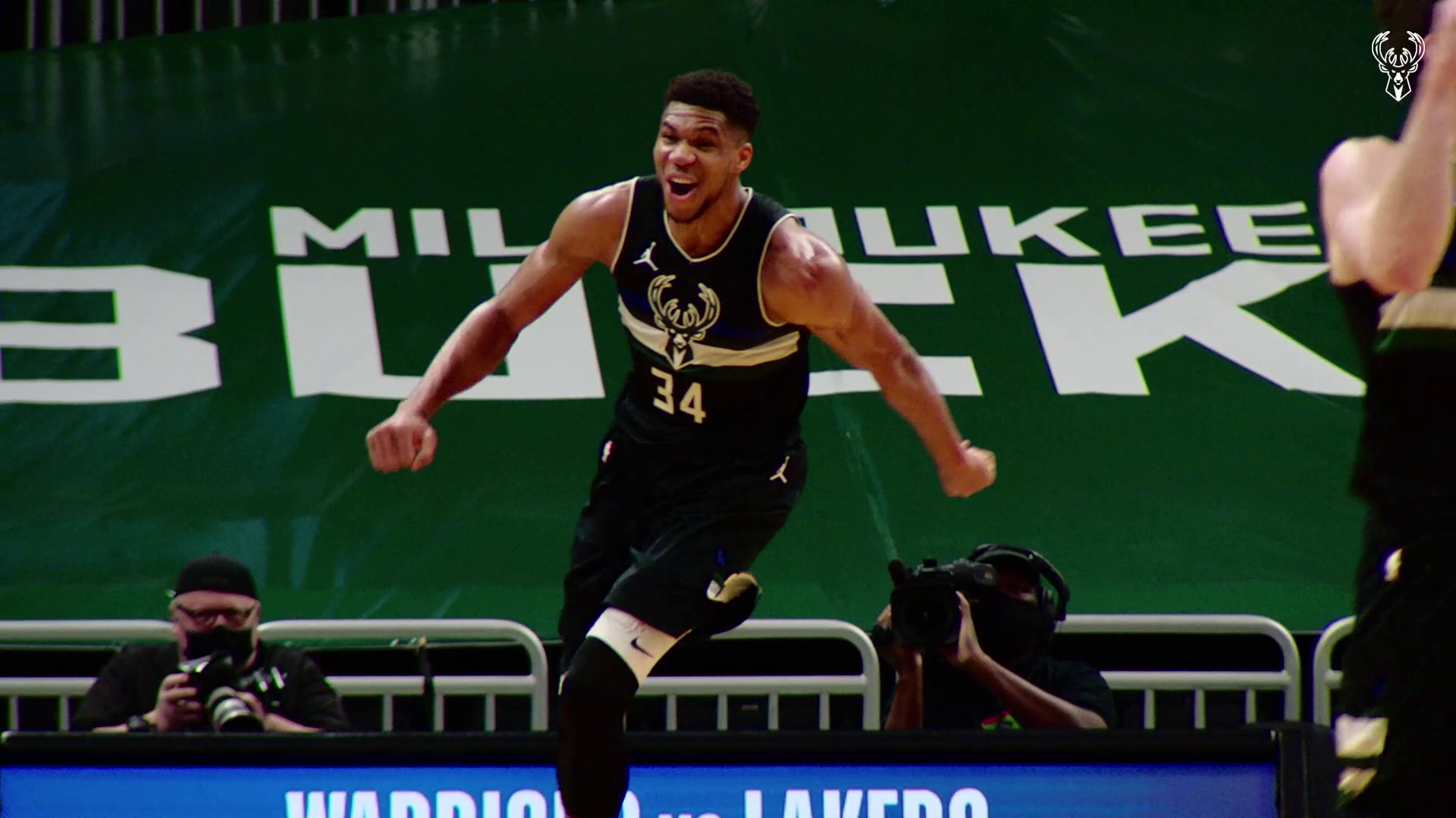 Giannis Antetokounmpo On Bucks Playoff Expectations In Exclusive Interview With Jim Paschke | Part 2