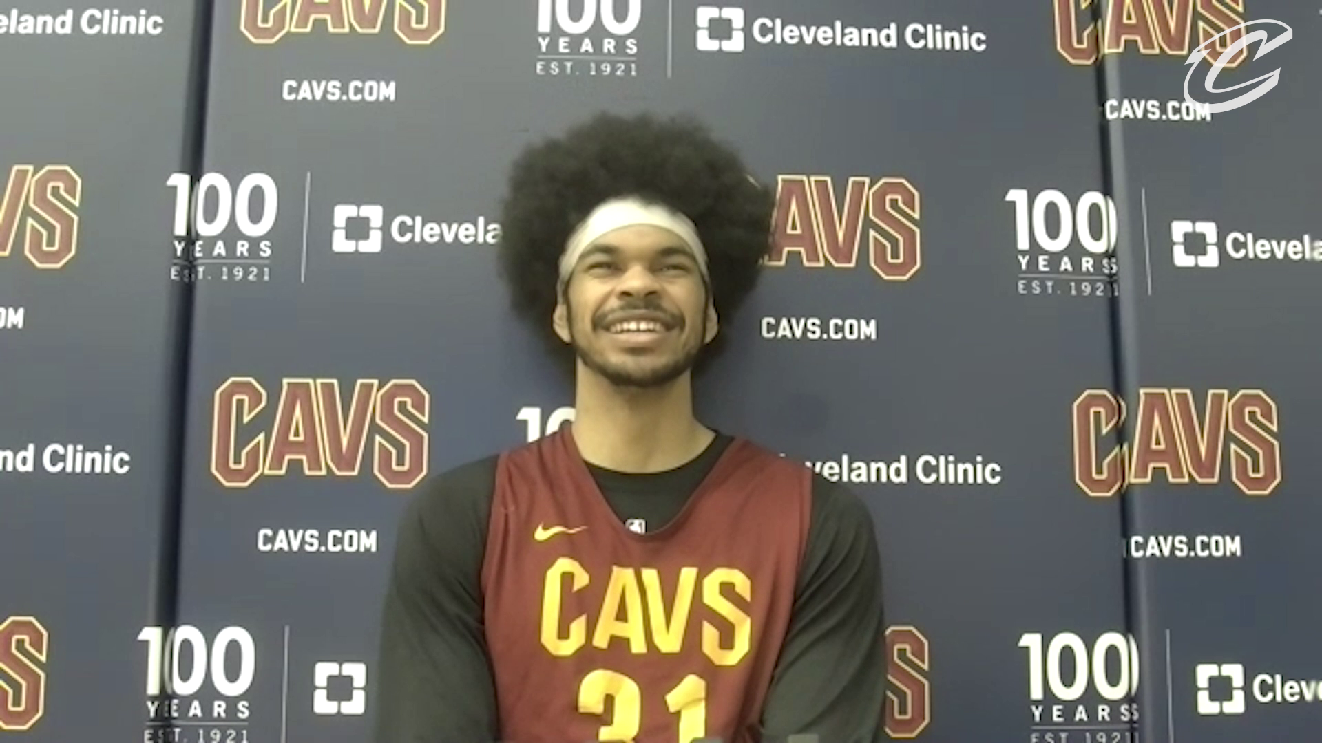 Cavs vs Mavericks Shootaround: Jarrett Allen