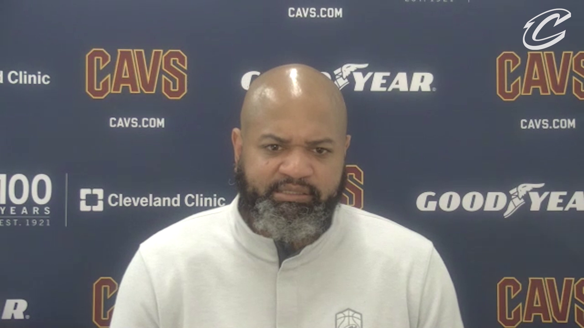 Cavs vs Mavericks Postgame: Coach Bickerstaff
