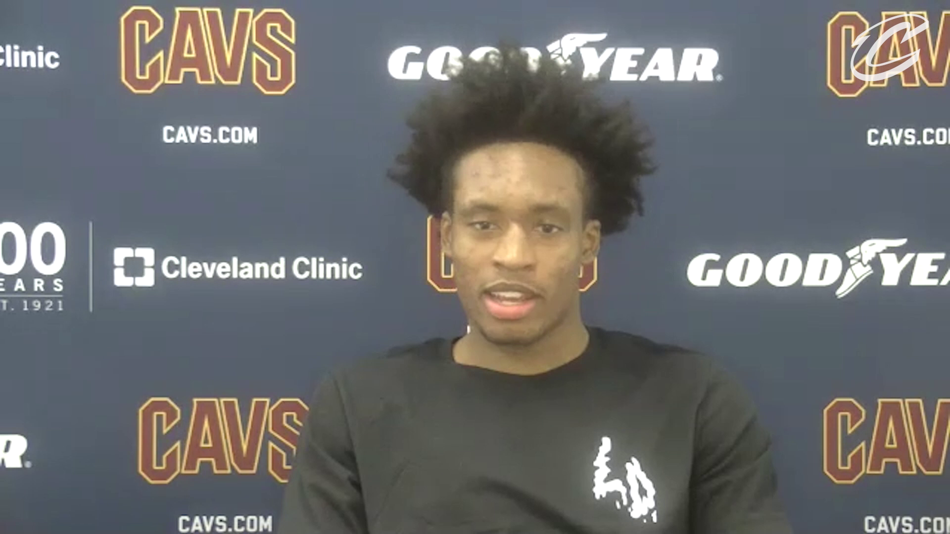 Cavs vs Mavericks Postgame: Collin Sexton