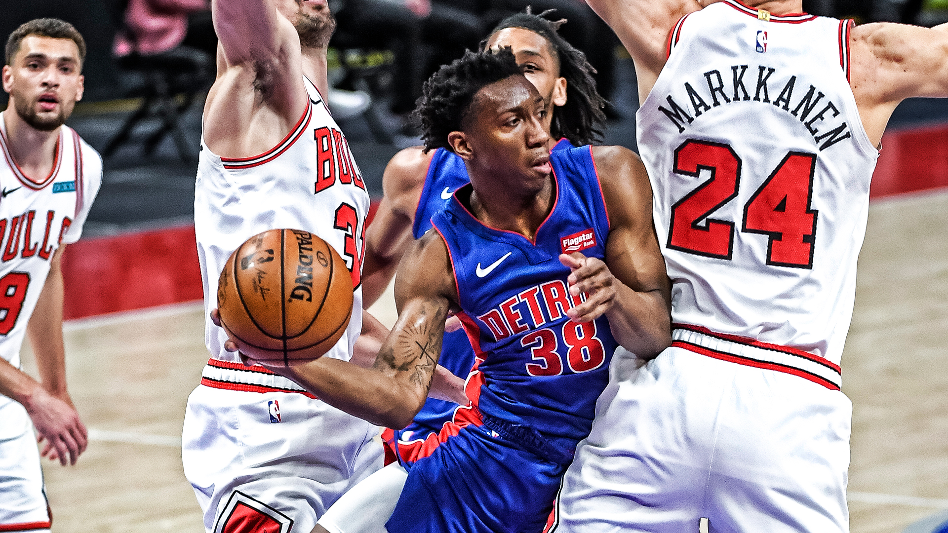 Pistons Playback, presented by Flagstar: Pistons vs Bulls