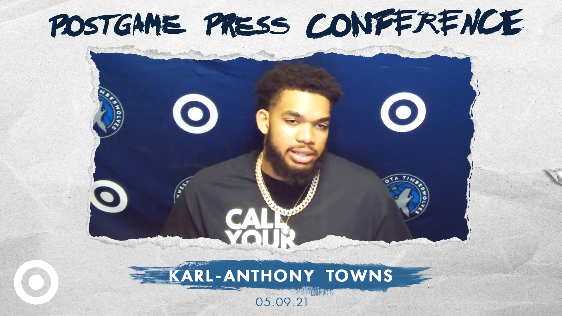 Karl-Anthony Towns Postgame Press Conference - May 9, 2021