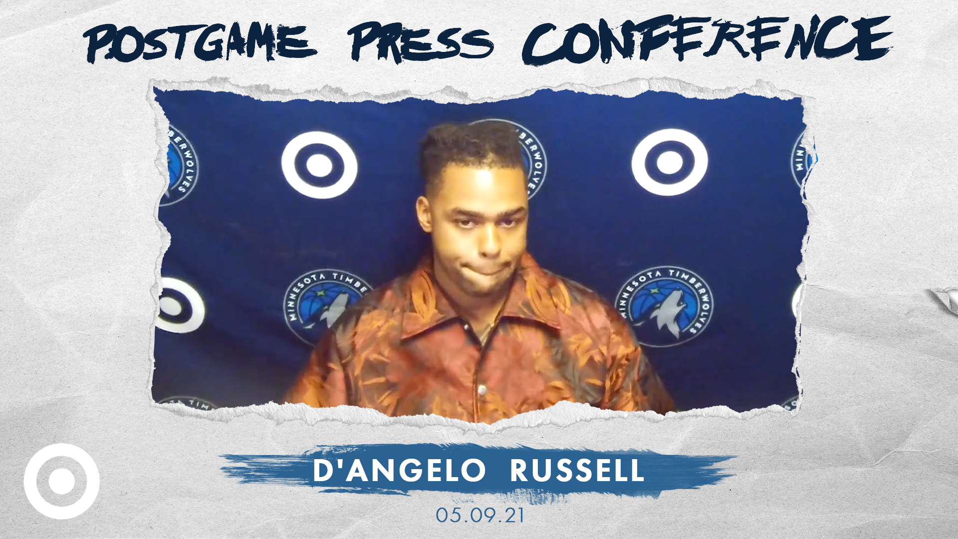 D'Angelo Russell Postgame Press Conference - May 9, 2021