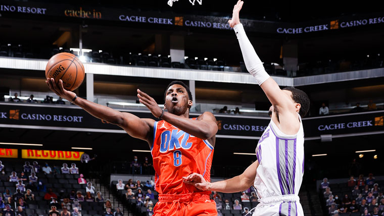 Highlights: Thunder at Kings