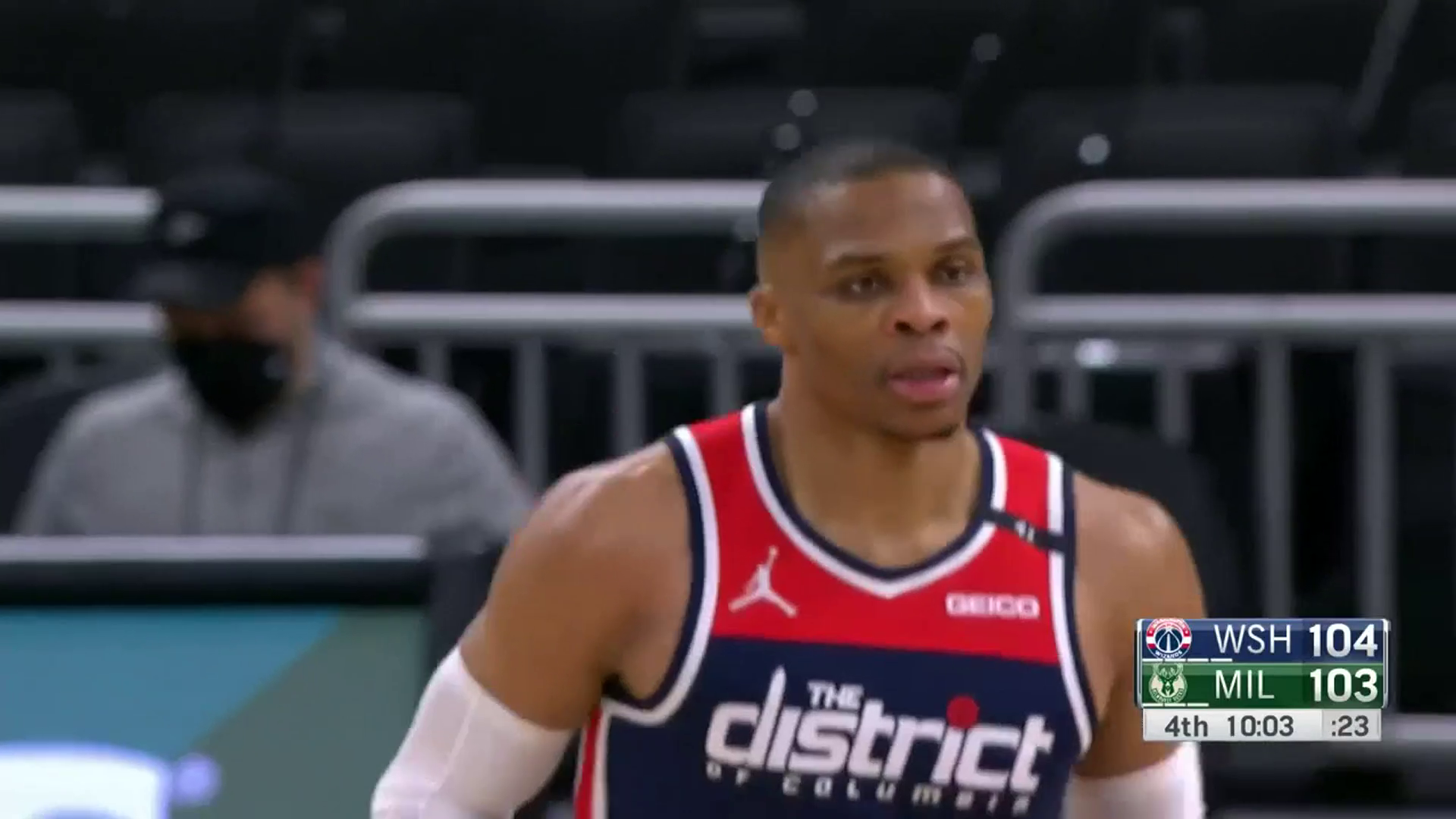 Highlights: Russell Westbrook wins Eastern Conference Player of the Week - 5/10/21