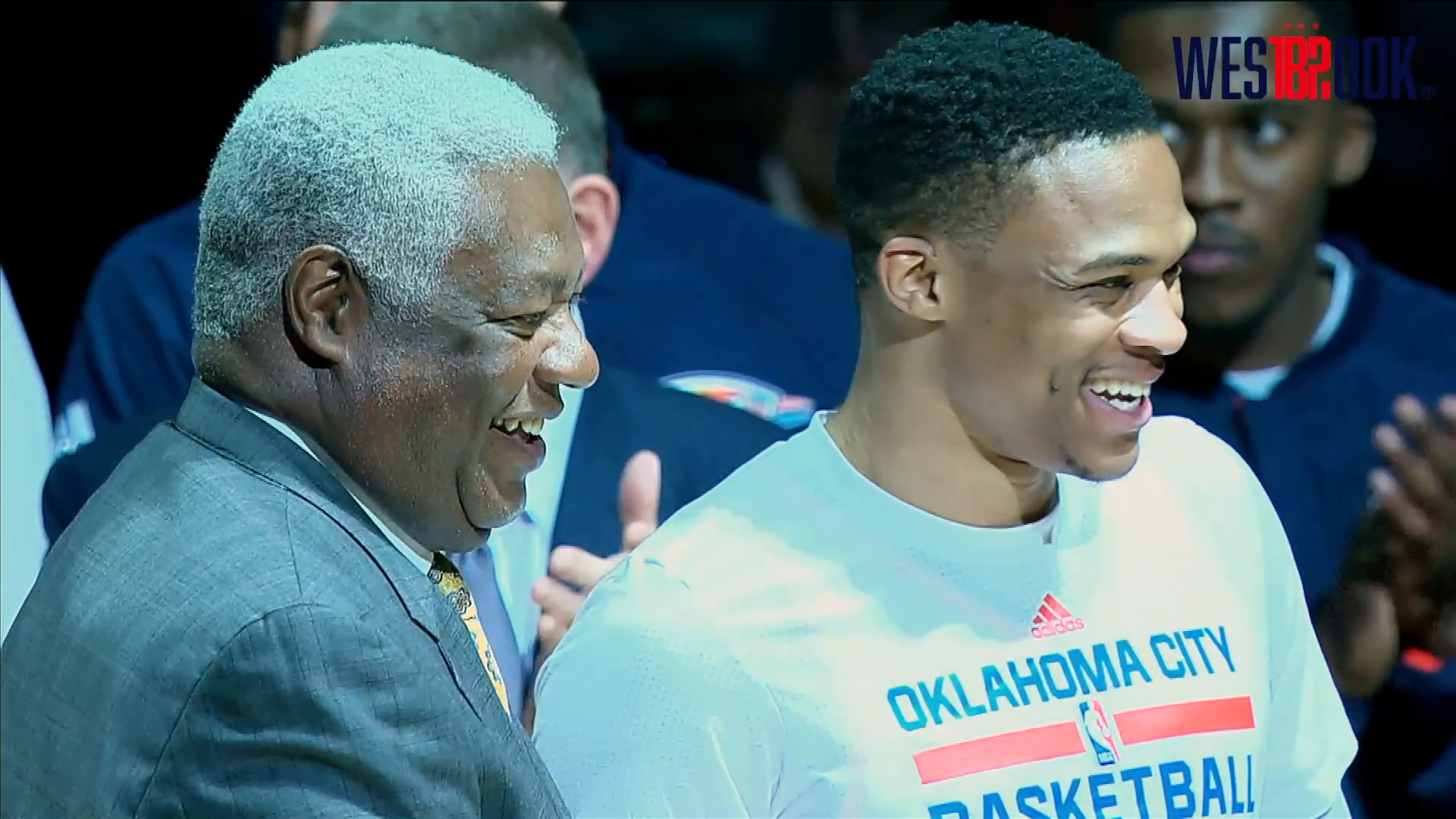 Congratulations to Russell Westbrook on breaking the all-time triple-double record