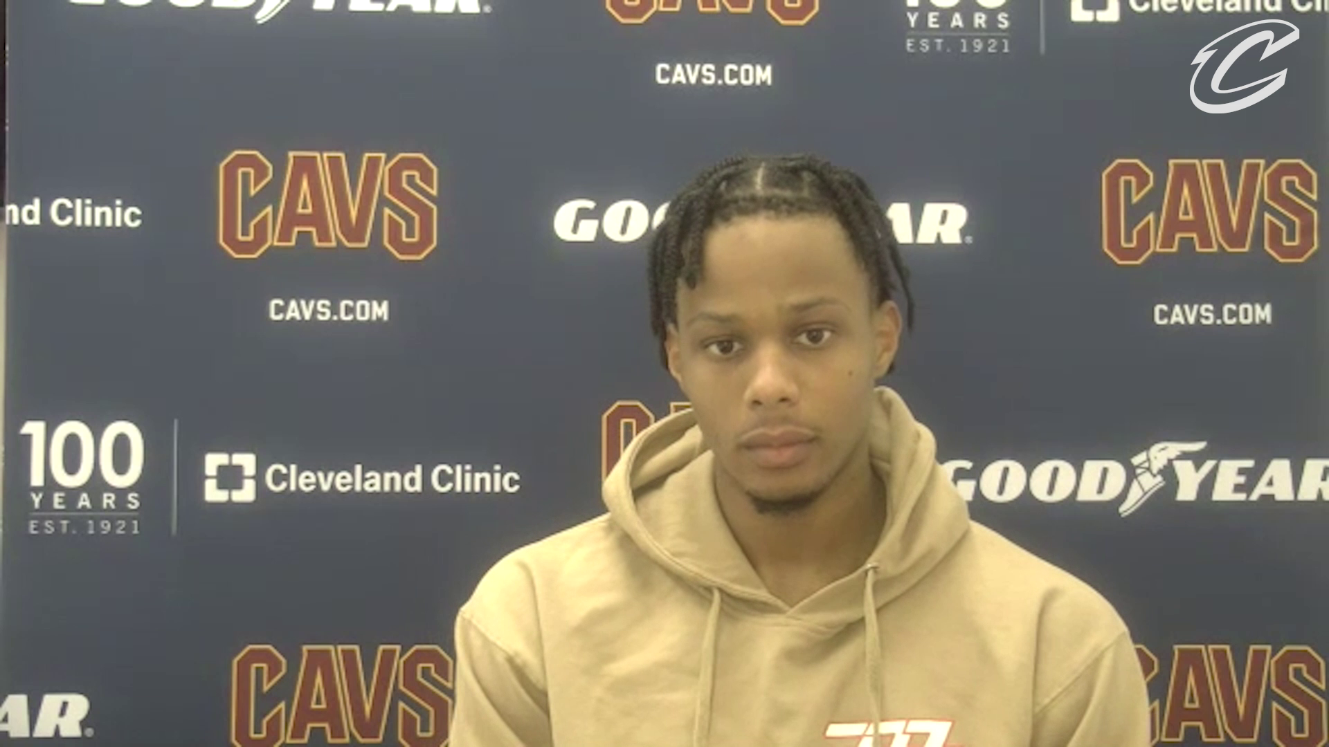 Cavs vs Pacers Postgame: Isaac Okoro