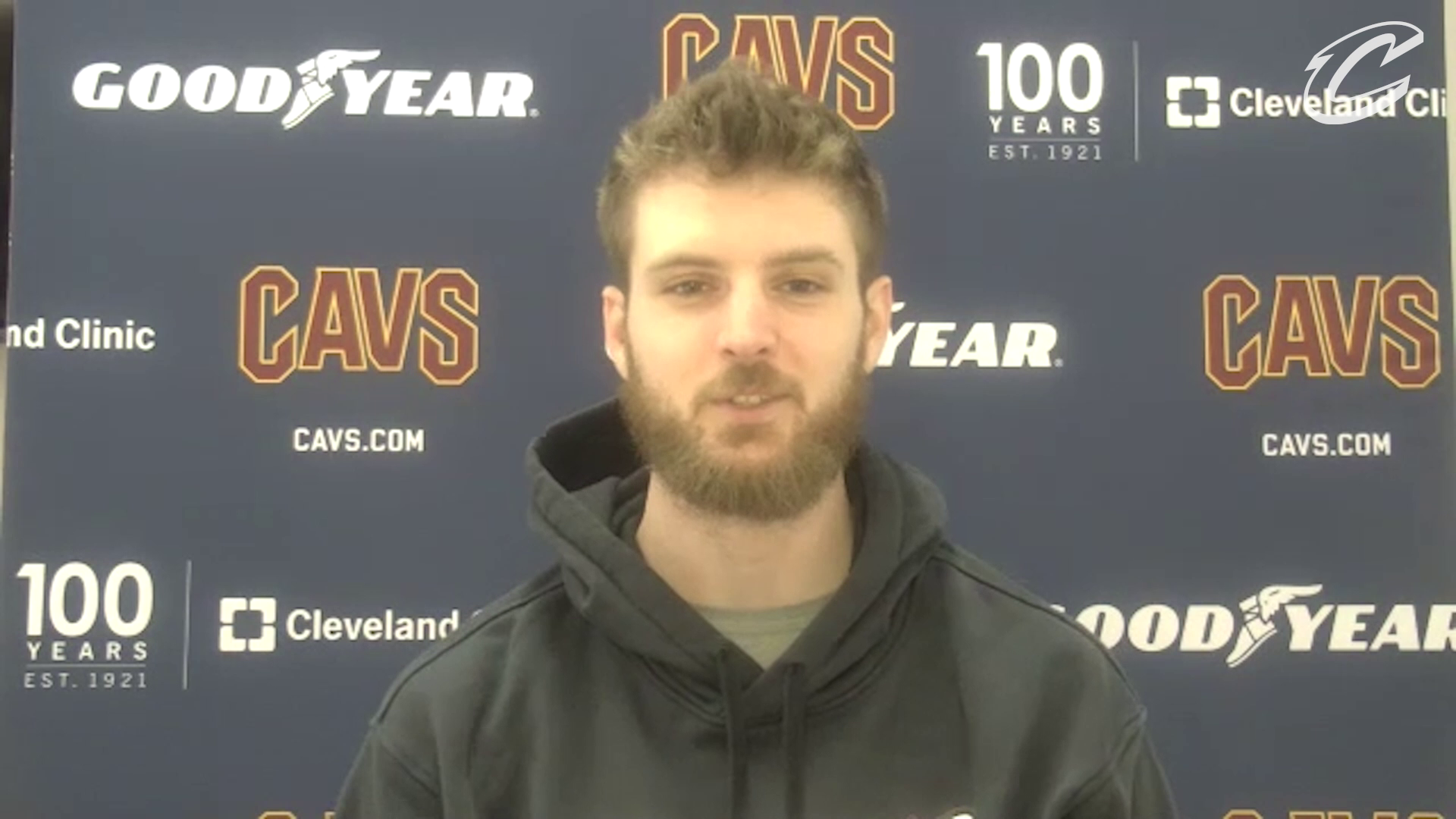 Cavs vs Pacers Postgame: Dean Wade