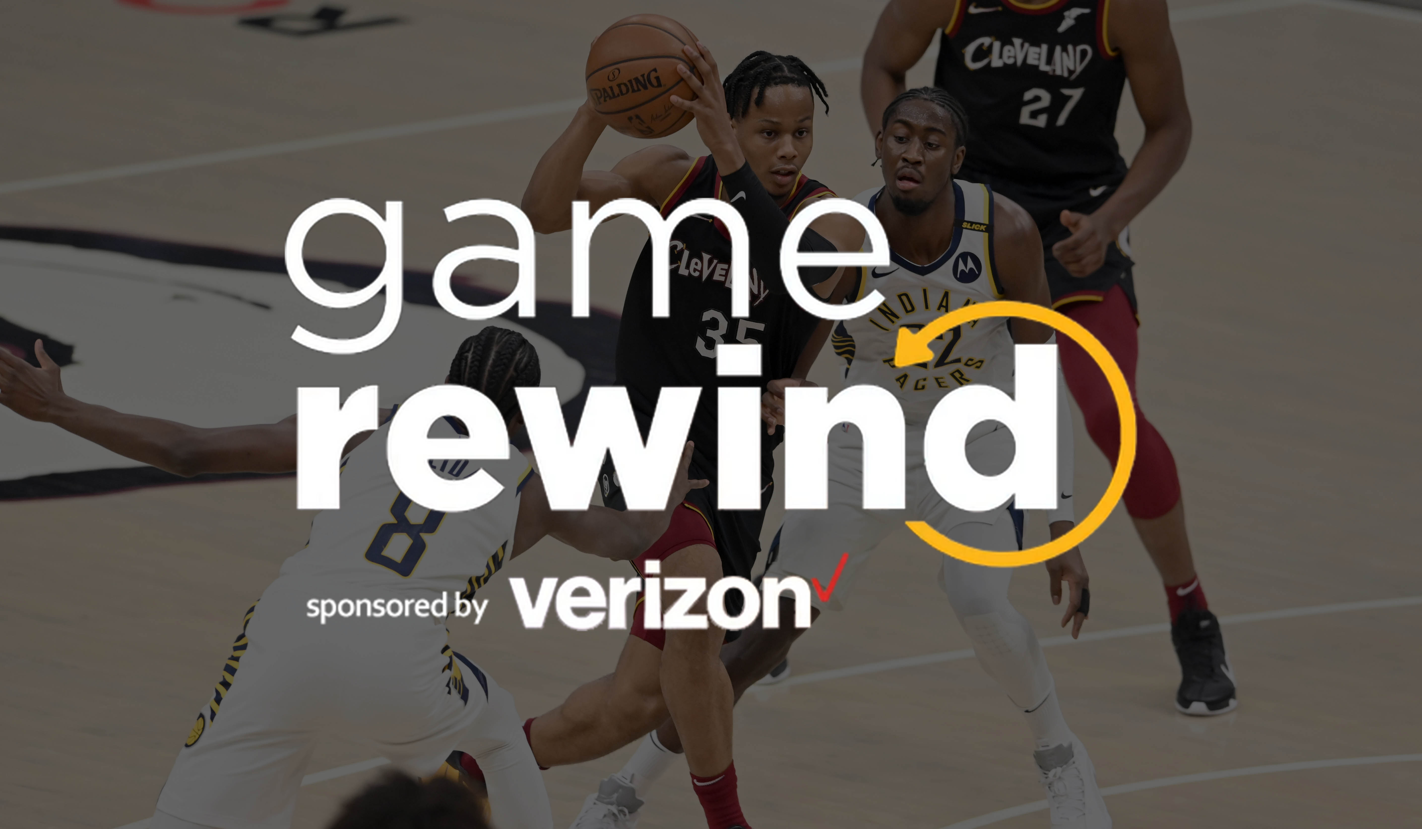Verizon Game Rewind - Cavs vs Pacers