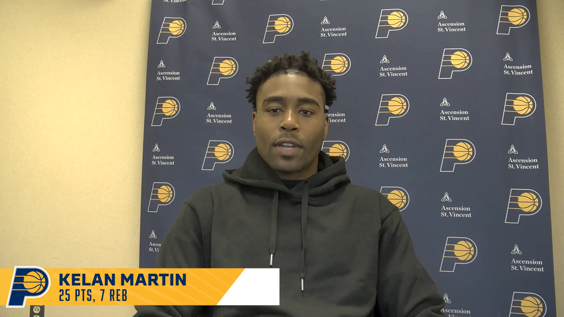 Postgame: Pacers Locker Room – May 10, 2021