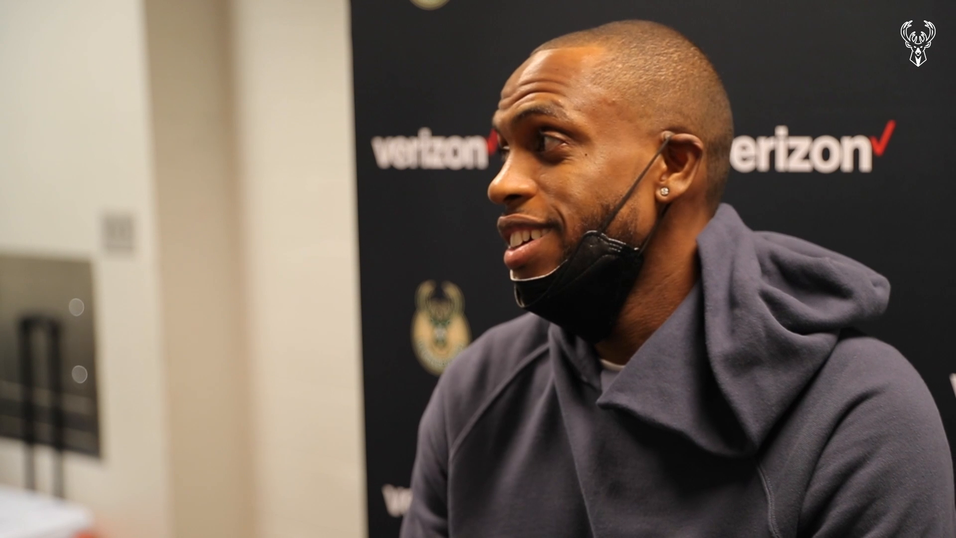 Khris Middleton Press Conference | 5.10.21