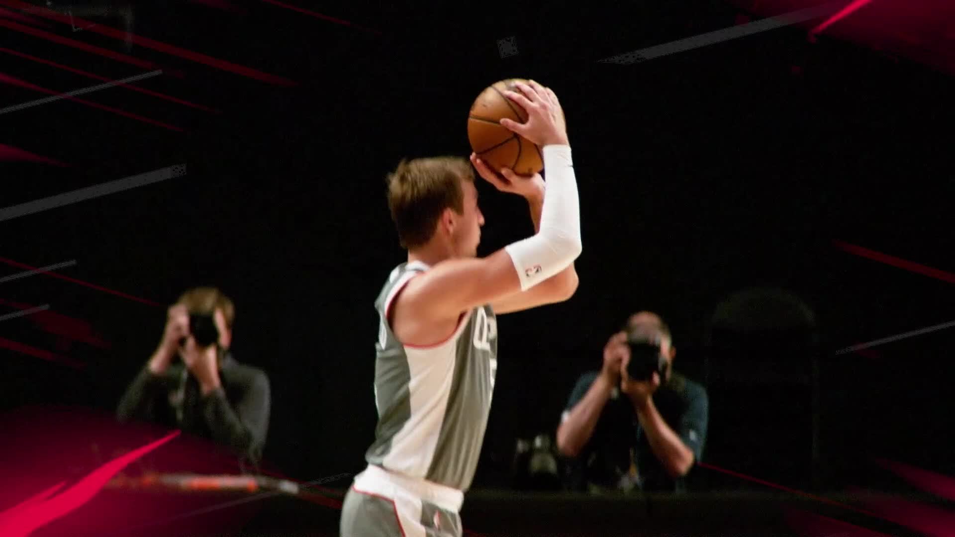 Lexus Life In The League With Luke Kennard
