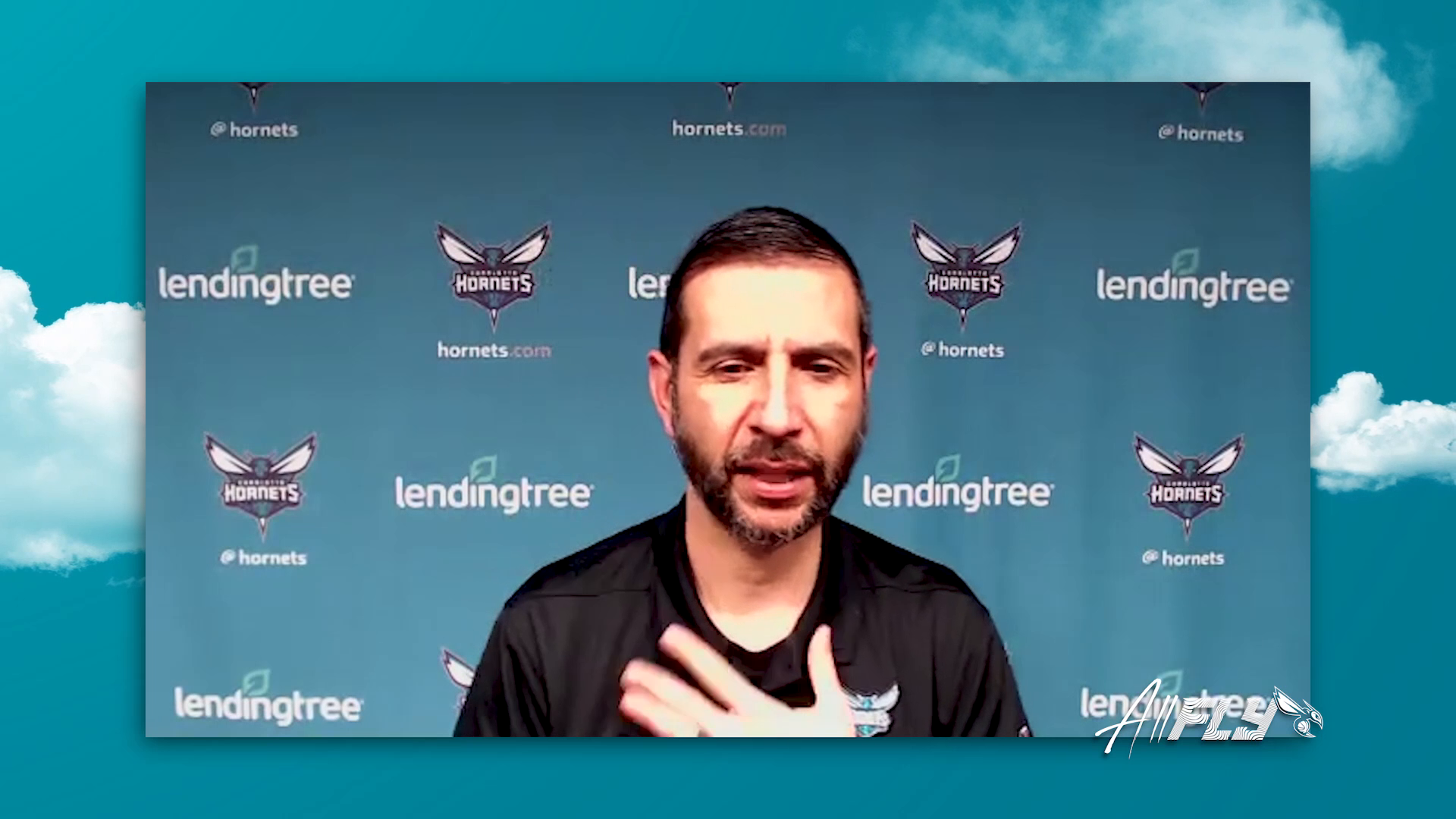 Hornets Pregame | James Borrego - 5/11/21